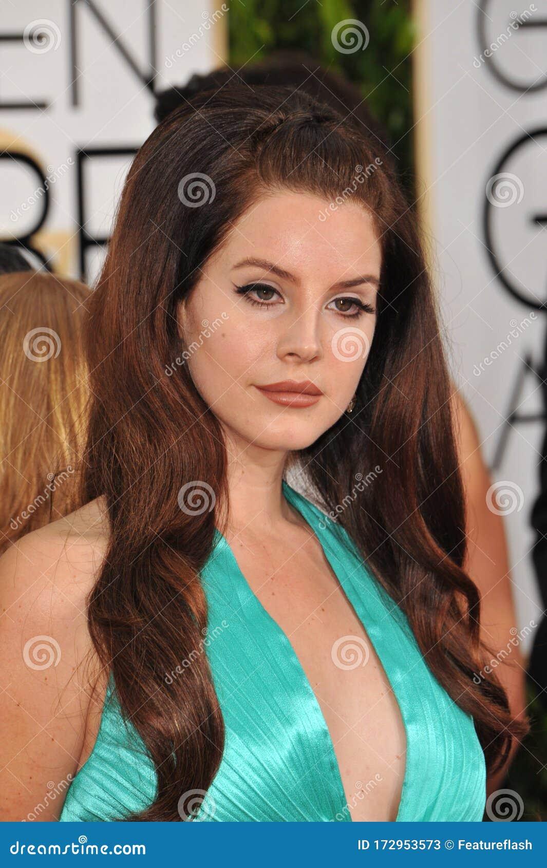 Lana Del Rey Editorial Stock Photo Image Of Hollywood 172953573