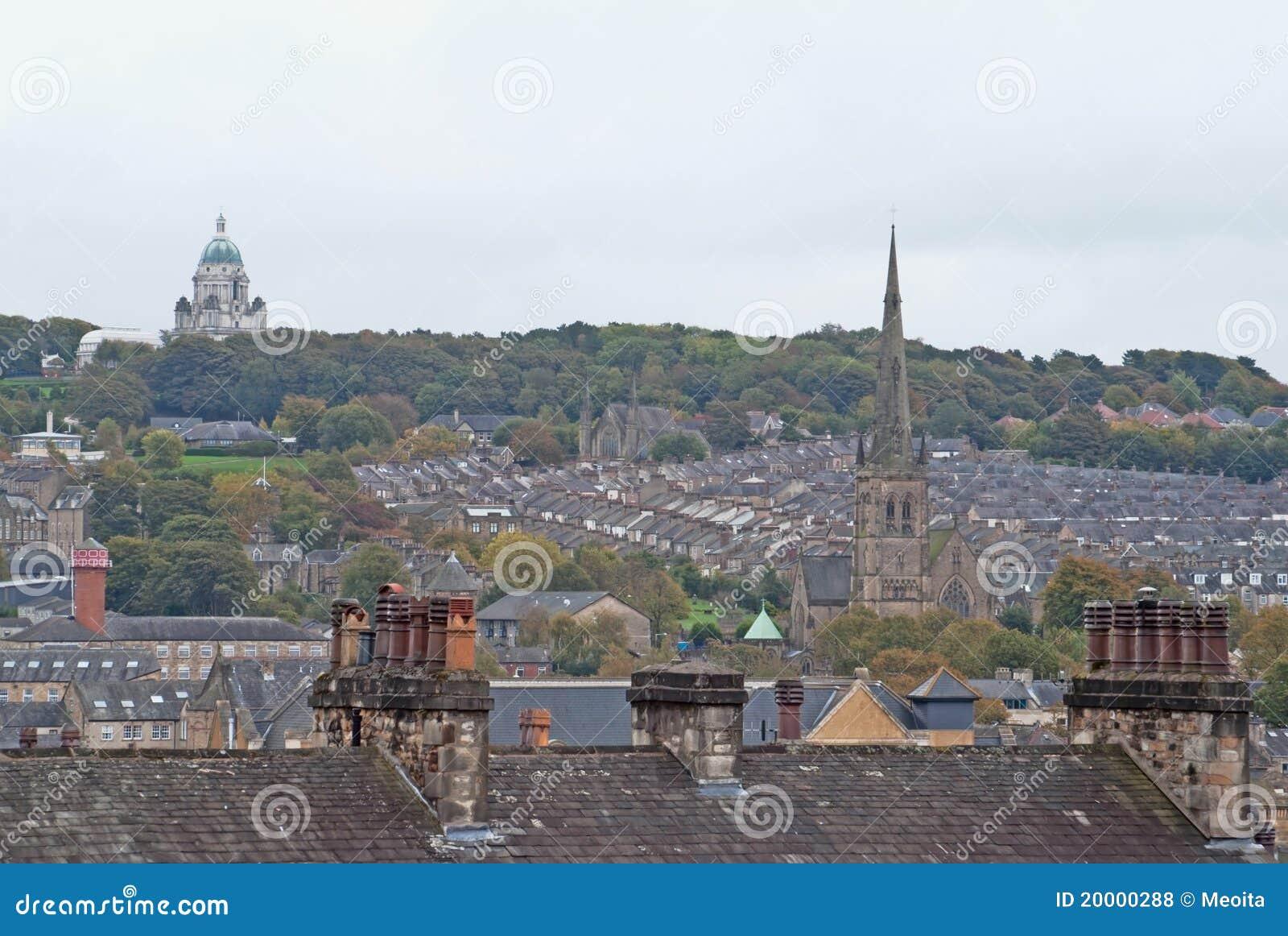 Lancaster city
