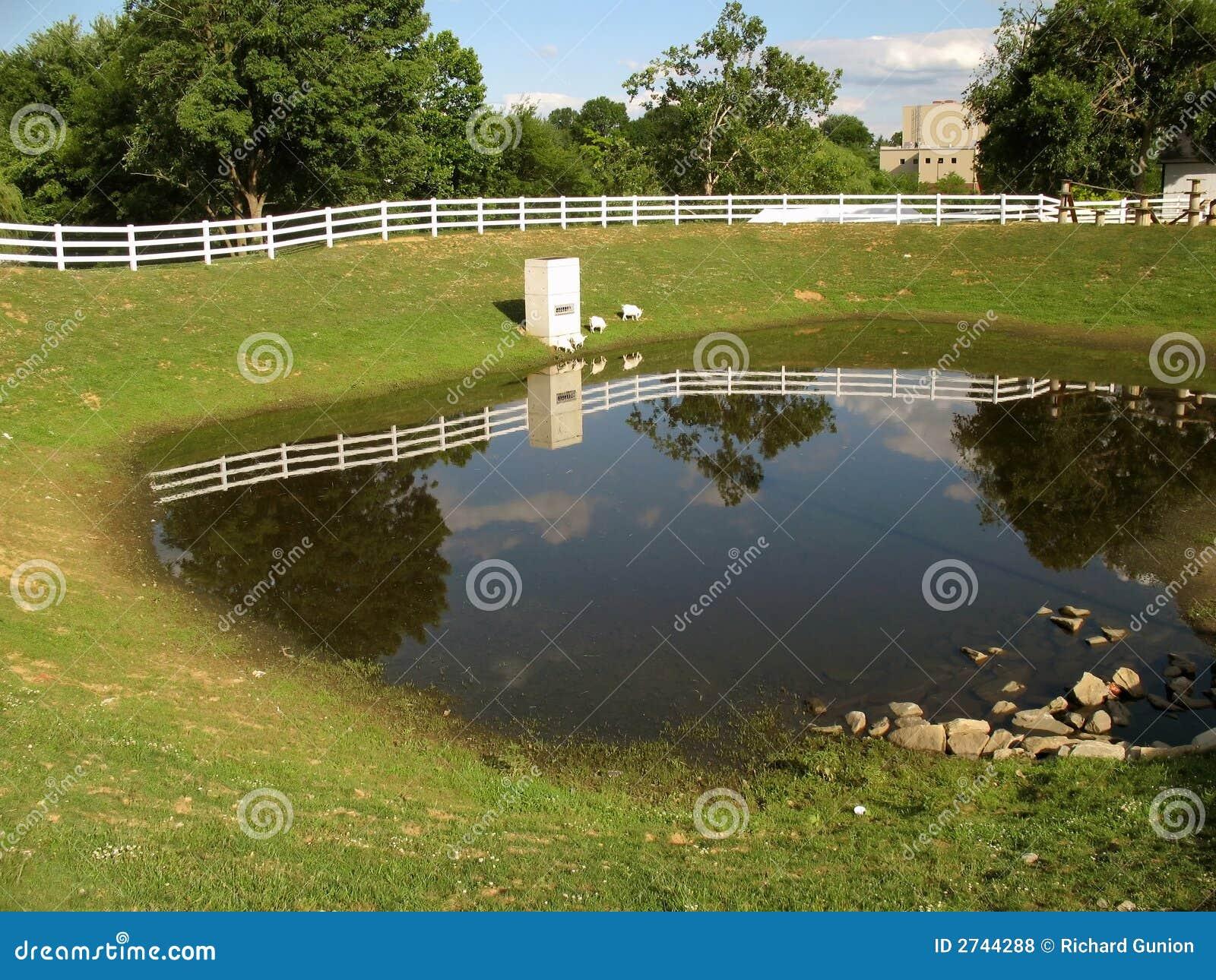 lancaster pa farm pond