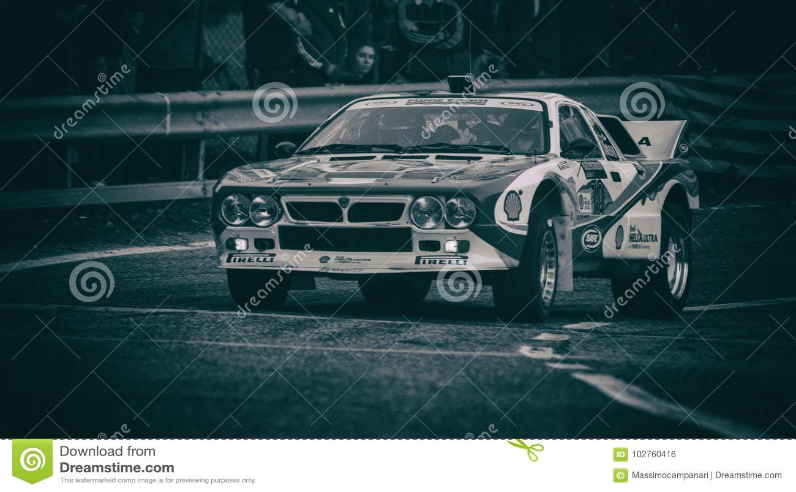 Lancia wiec 037
