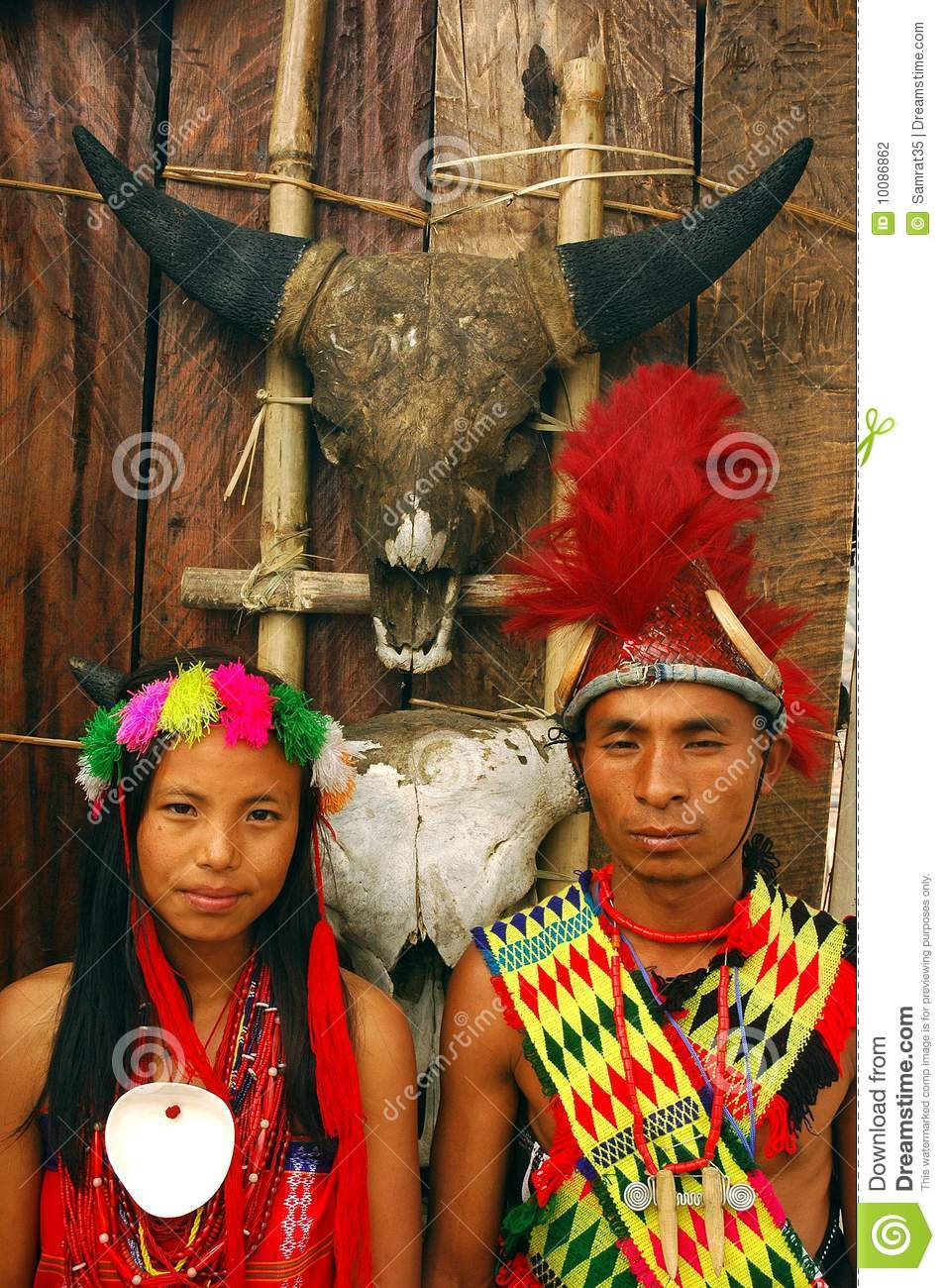 Land & People Of Nagaland-India  Editorial Photography - Image of