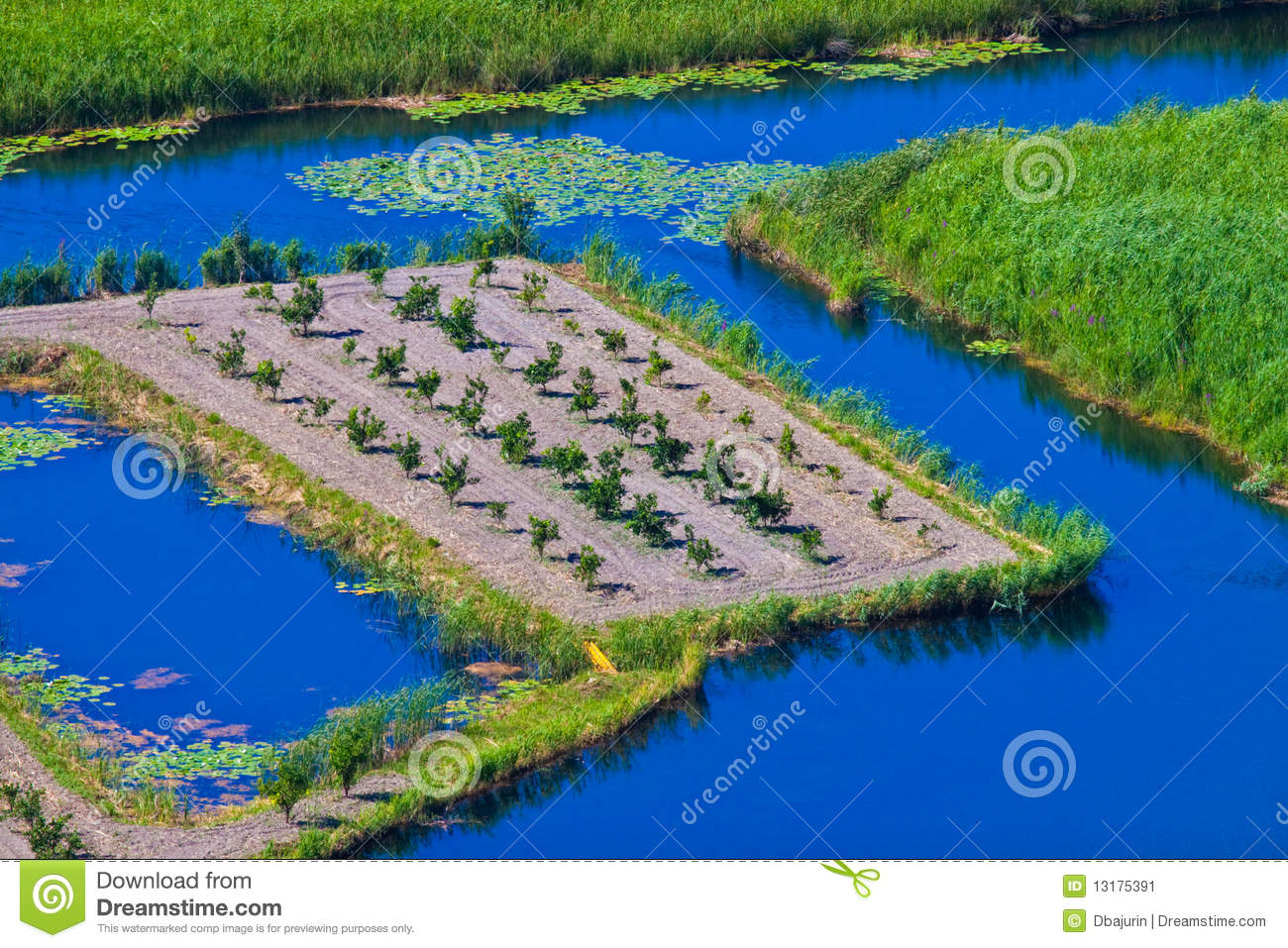 Land reclamation stock image image 13175391 for Soil reclamation