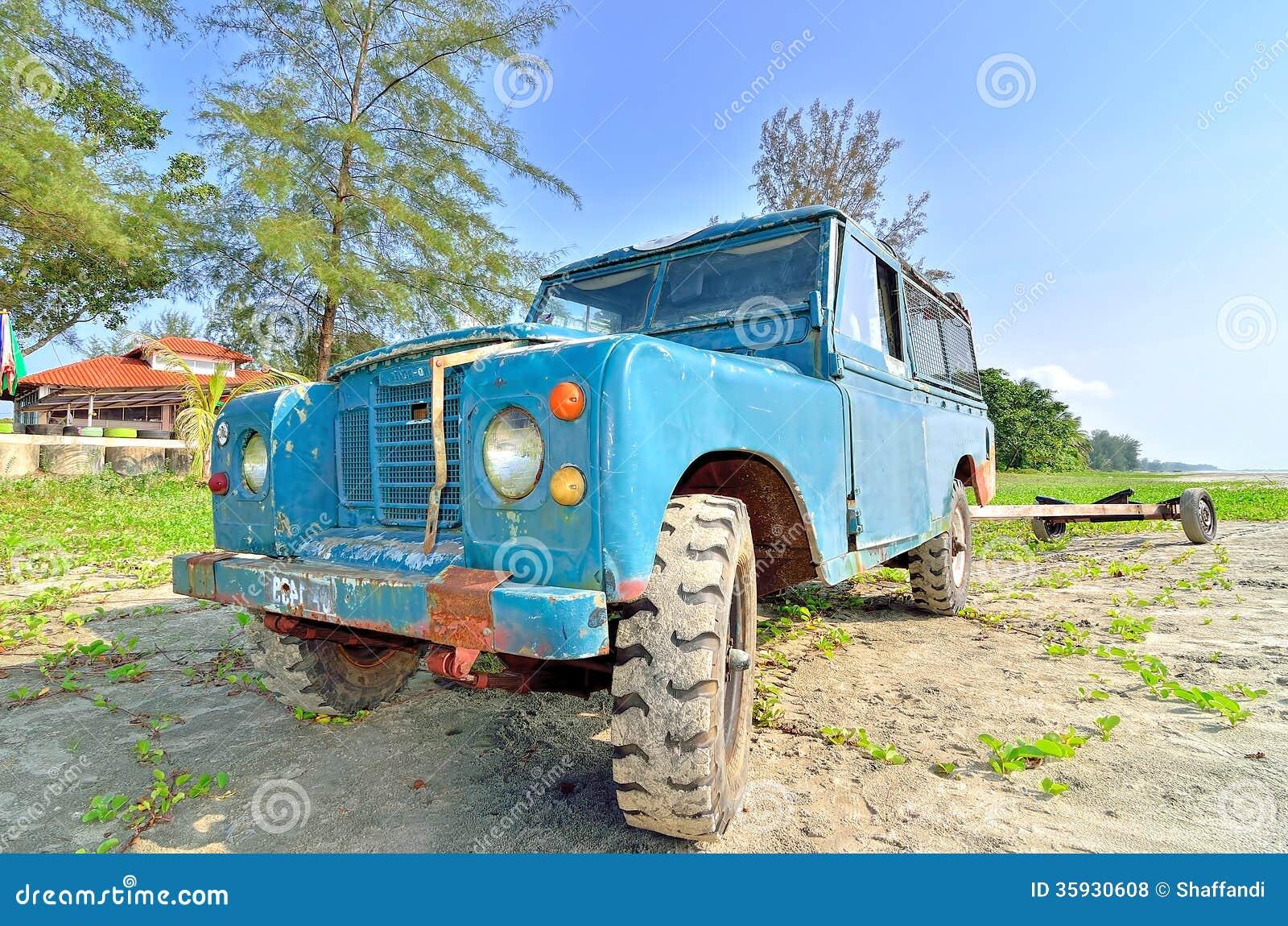 Land Rover Used Car Malaysia