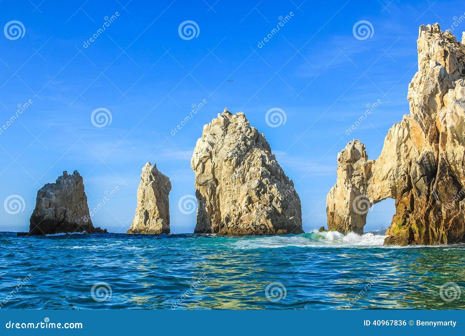 Land s End : les formations de roche célèbres de Cabo San Lucas