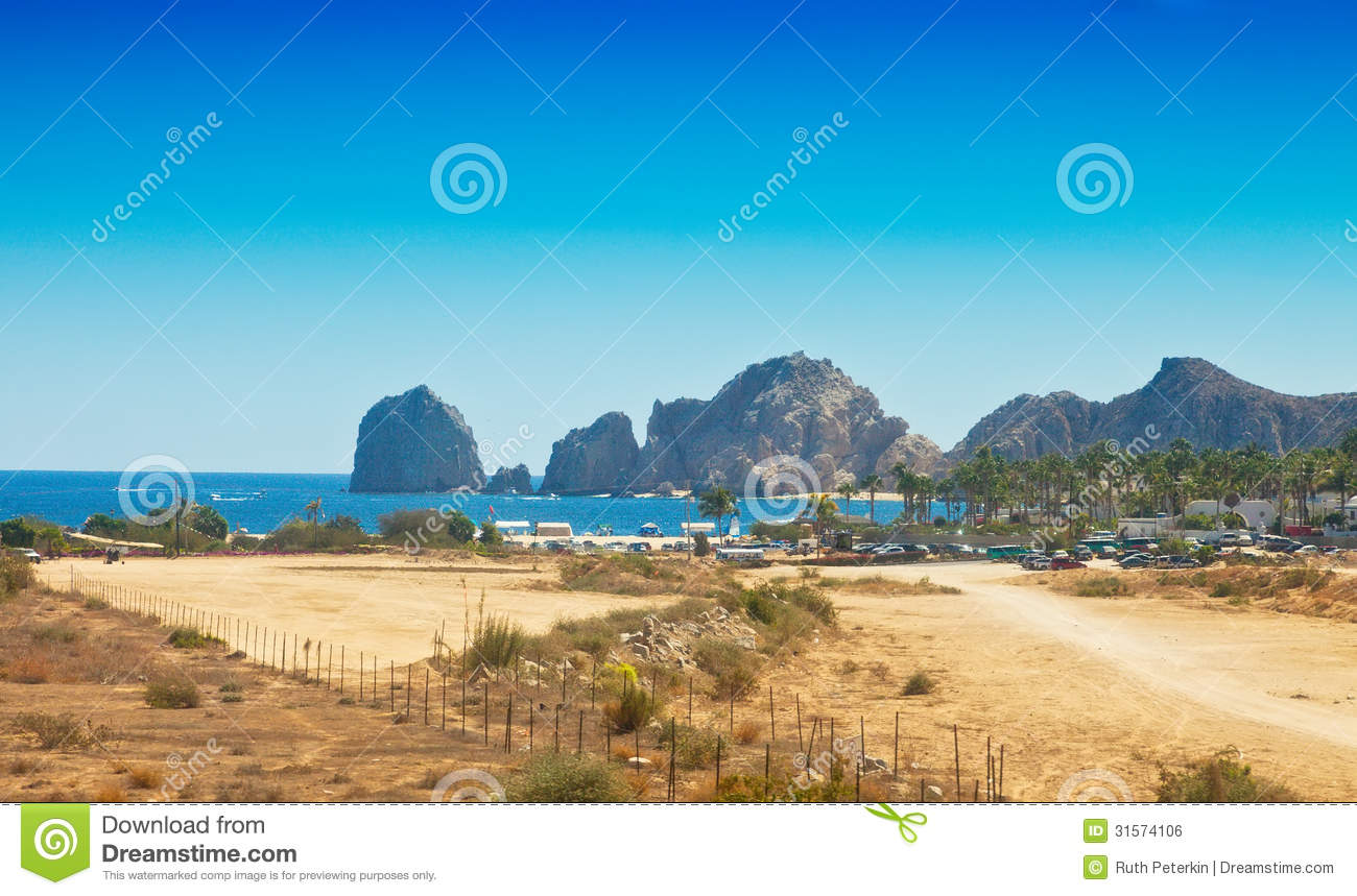 Download Land's End stock photo. Image of cabos, formation, lands - 31574106