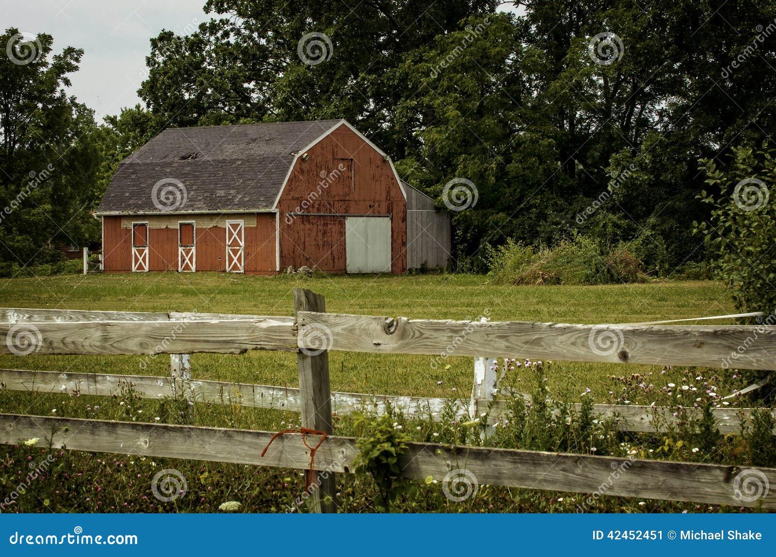 Land-Scheune