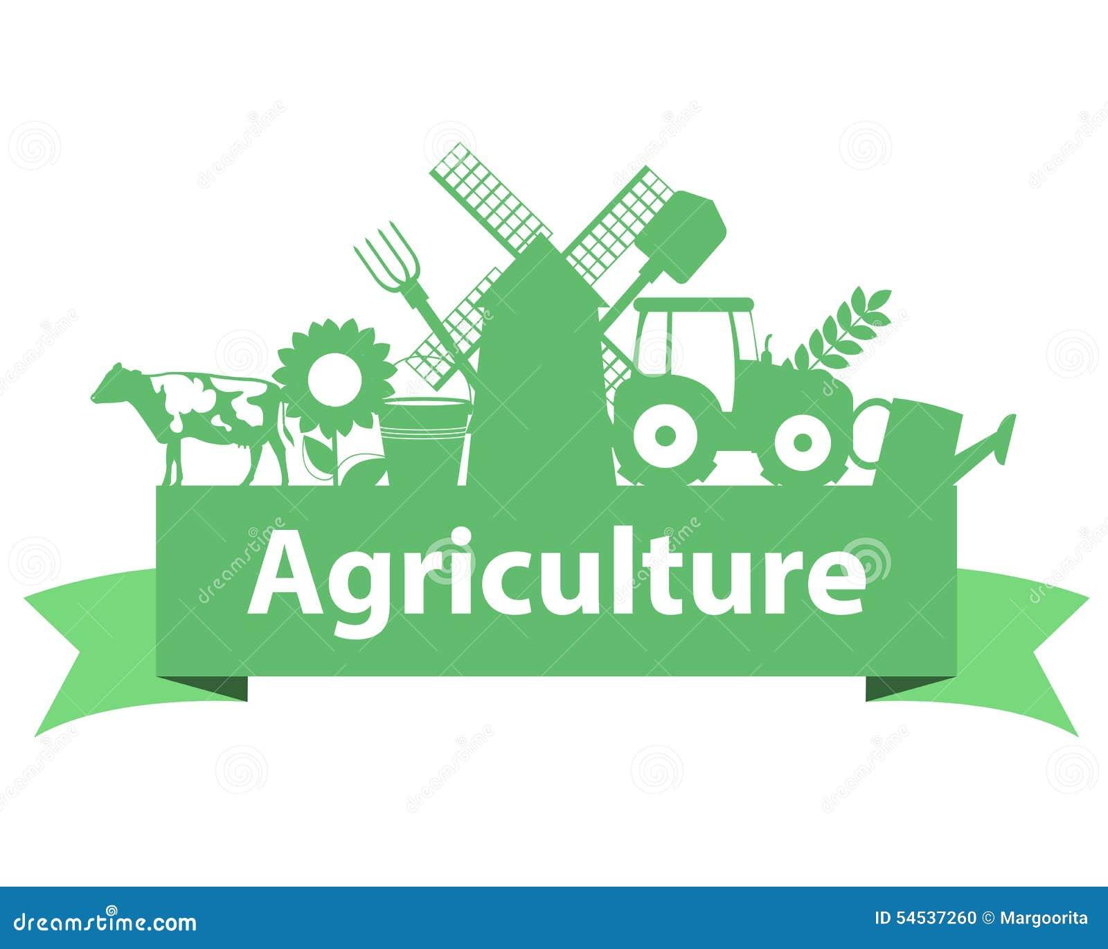 Landbouw op het lint