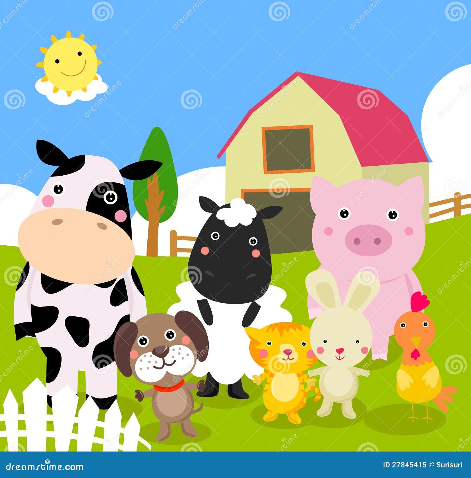 Landbouwbedrijfdieren
