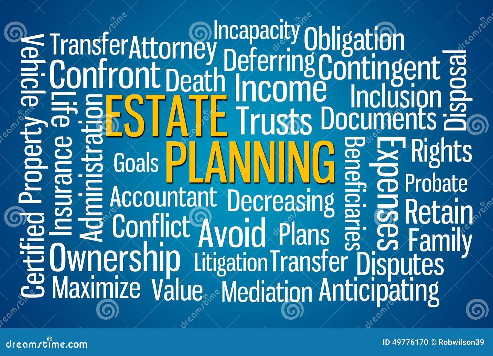 Landgoed Planning