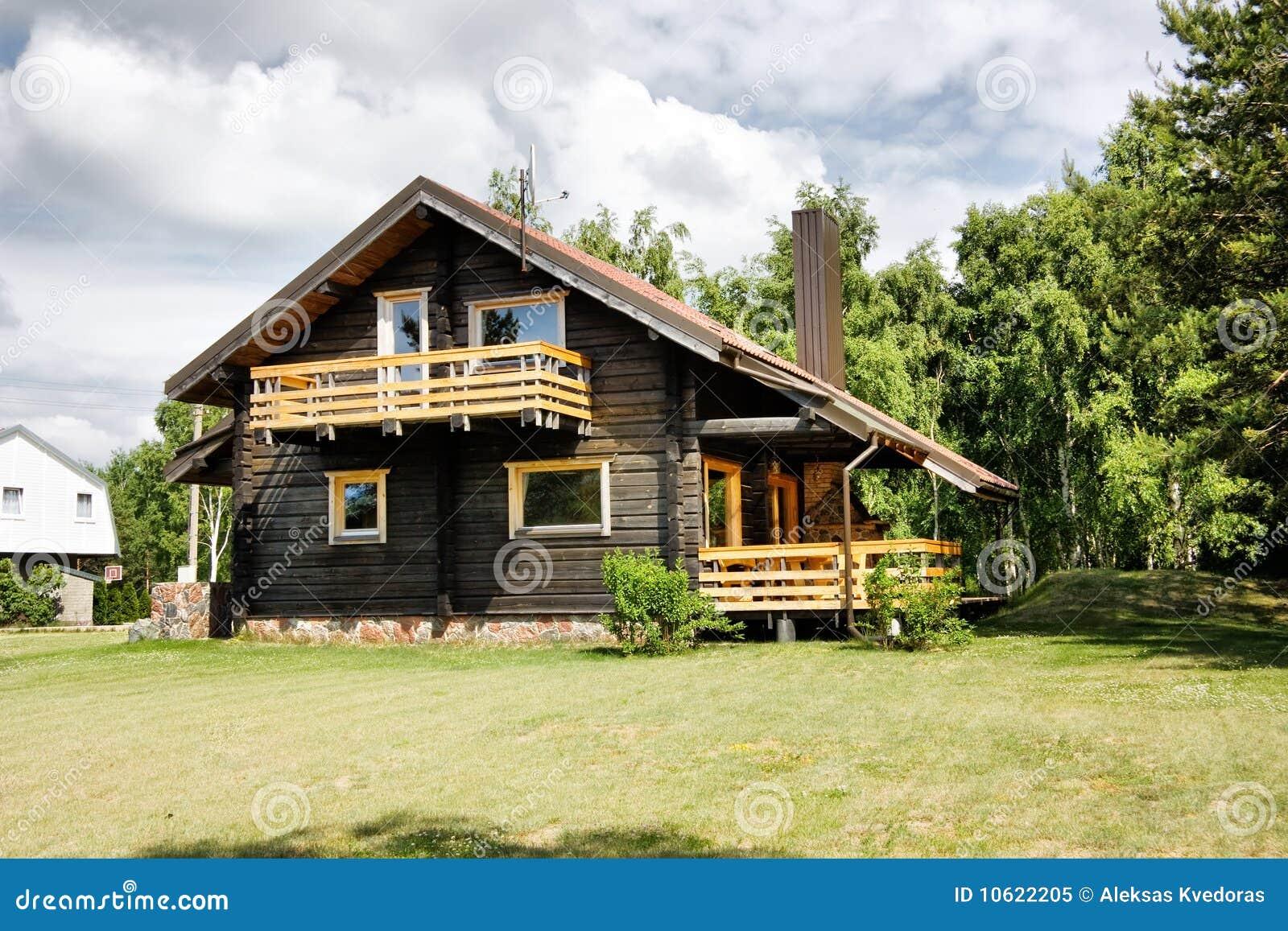 Landhaus, Häuschen