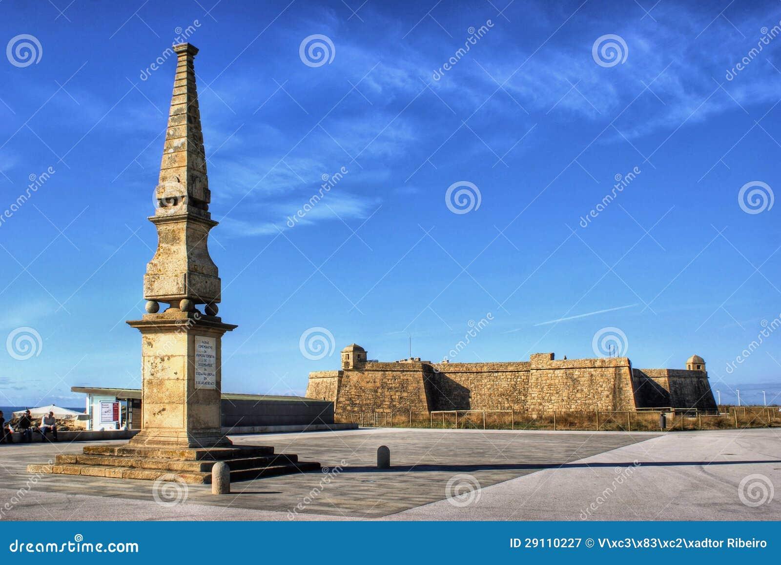 Landing Commemorative Monument in Mindelo