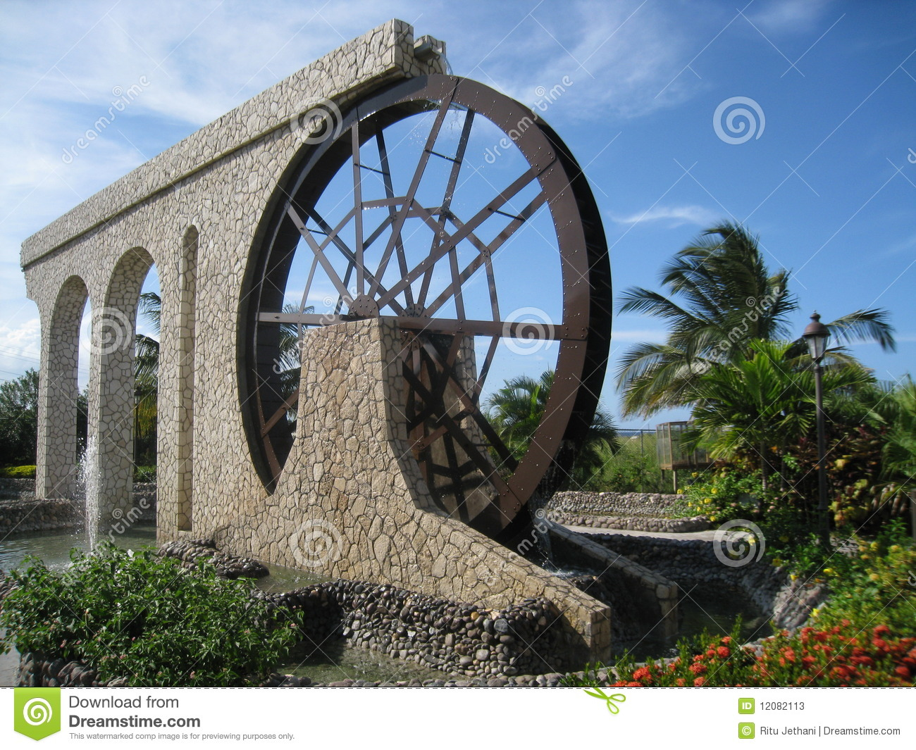 Landmark In Montego Bay Stock Photos Image 12082113