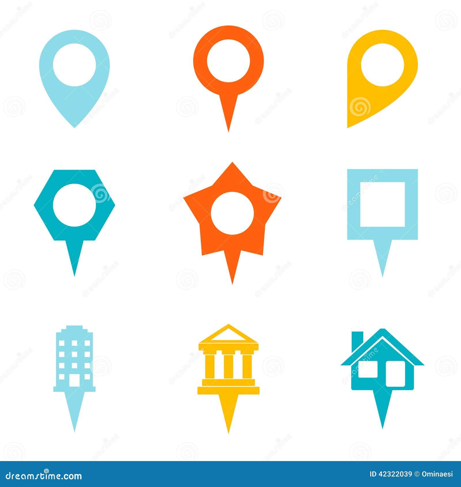 landmark and showplace symbol map pointer mark stock cross clip art for kids cross clip art png