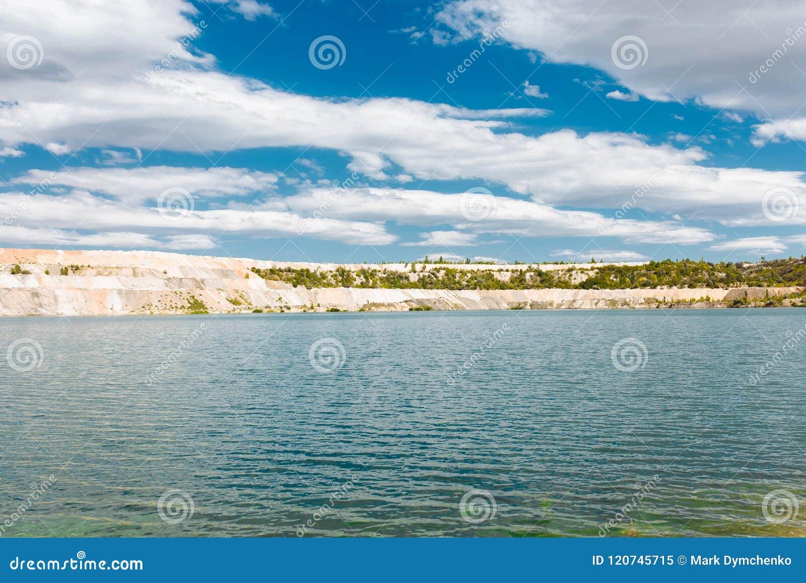 Landscape Of A Beautiful Lake, The Bay, Small Island, Resort
