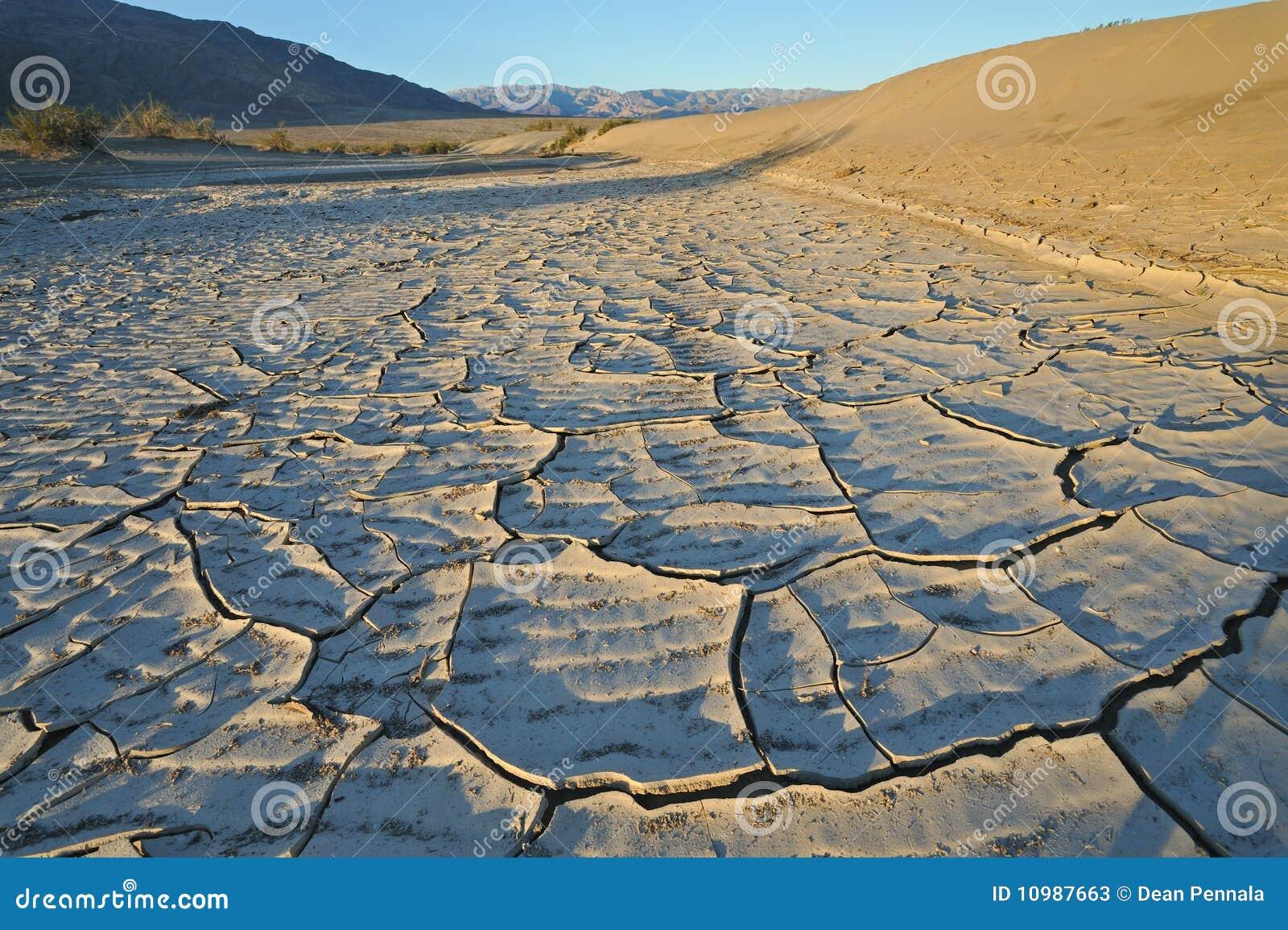 Landscape Death Valley National Park
