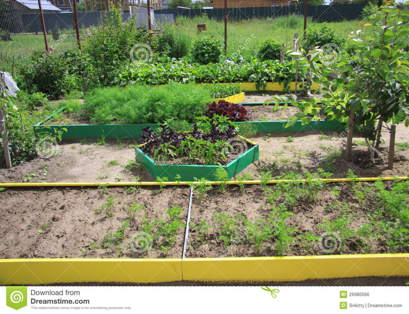 51 Plot Garden Design California Garden plot idea 2 Gardening