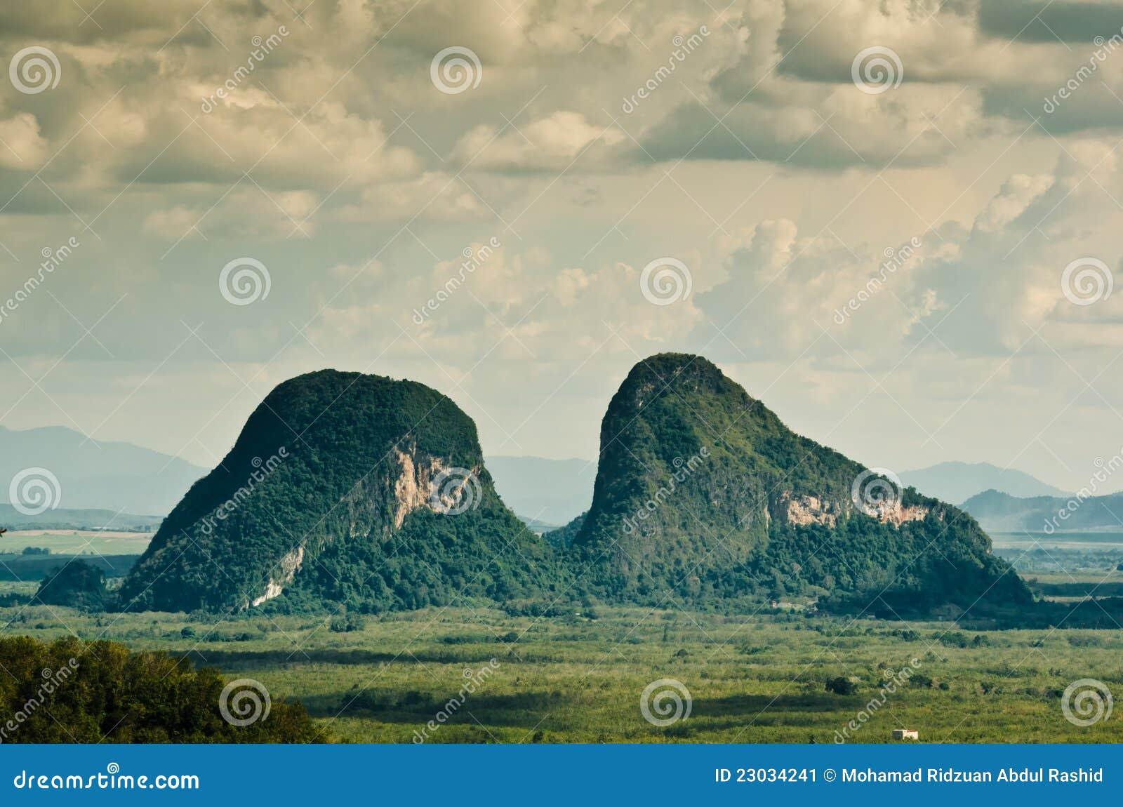 Landscape of Perlis
