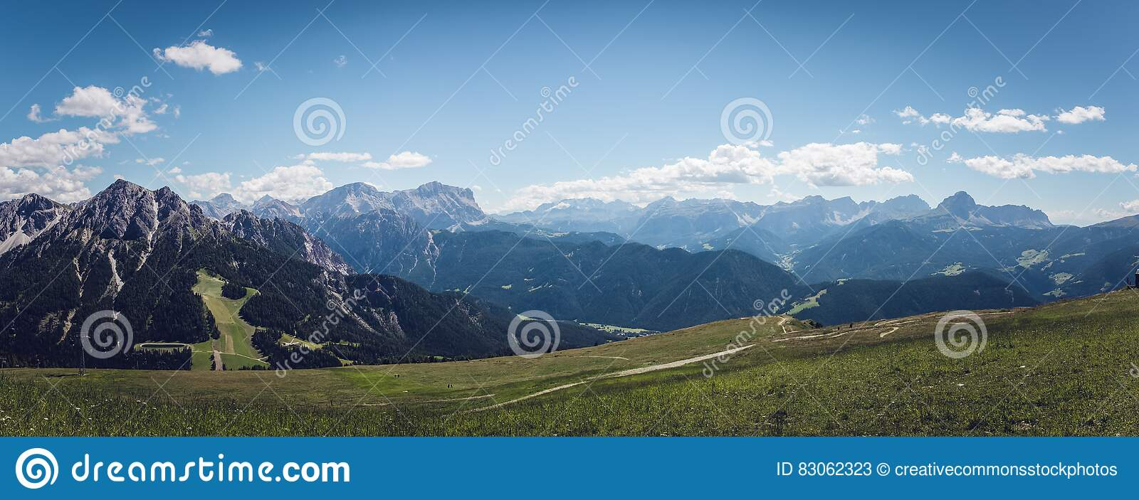 Free Public Domain CC0 Image  Landscape Photo Of Mountains During ... 95d9afb31fd