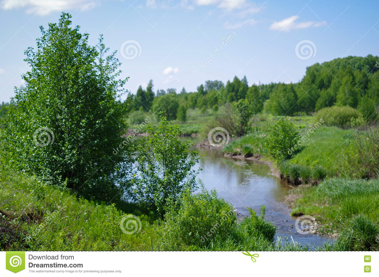 How do you know the rivers and lakes of the Tula region