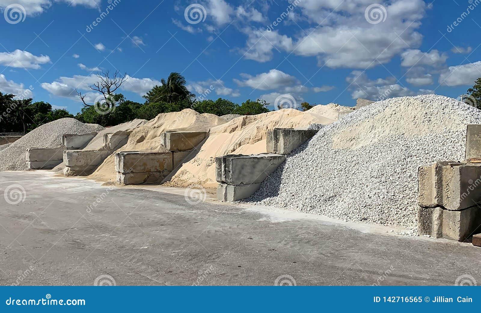 Sand For Sale >> Landscape Rocks For Sale Stock Image Image Of Road 142716565