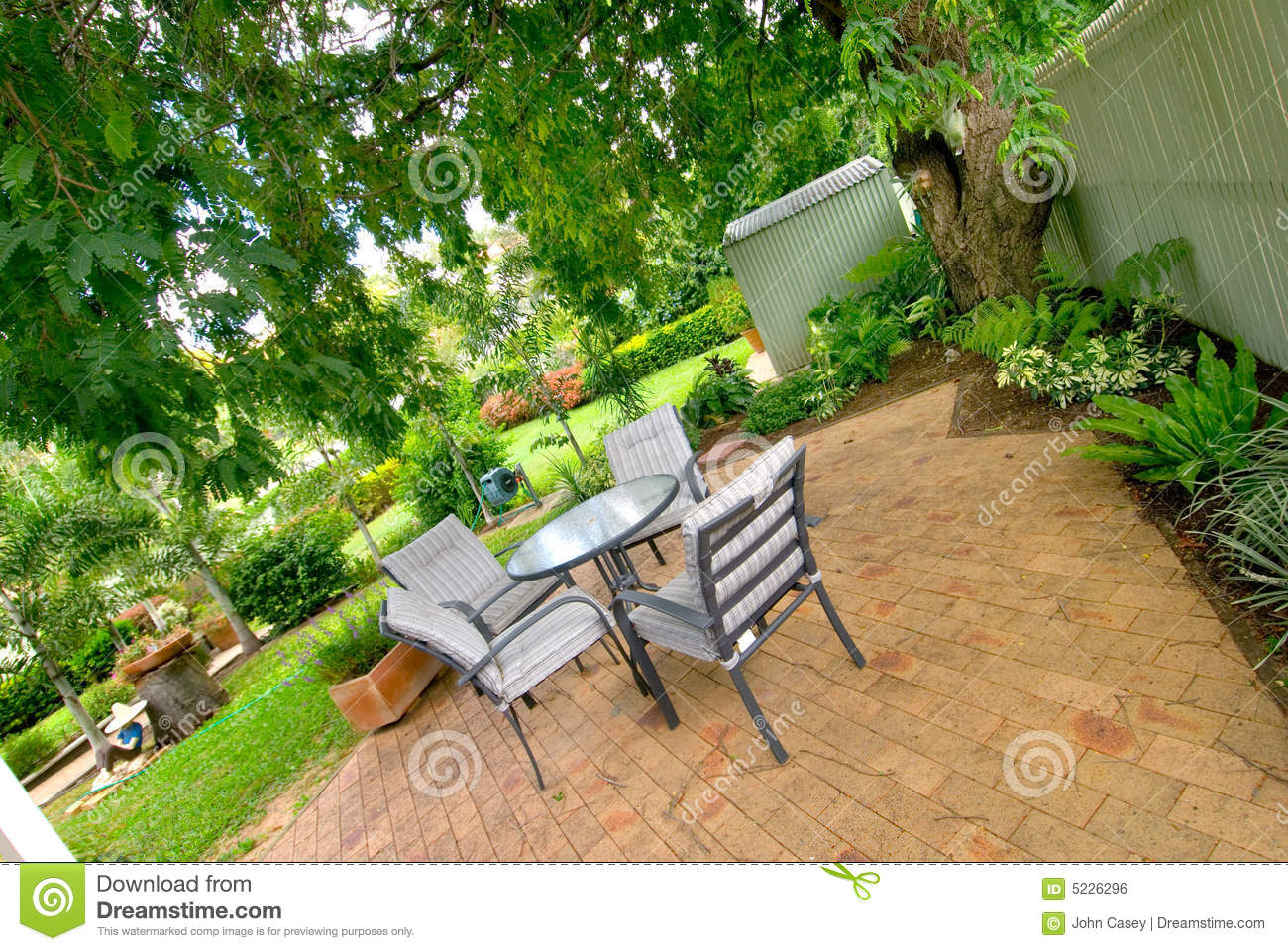 Landscaped Gardens landscaped gardens and setting royalty free stock image - image