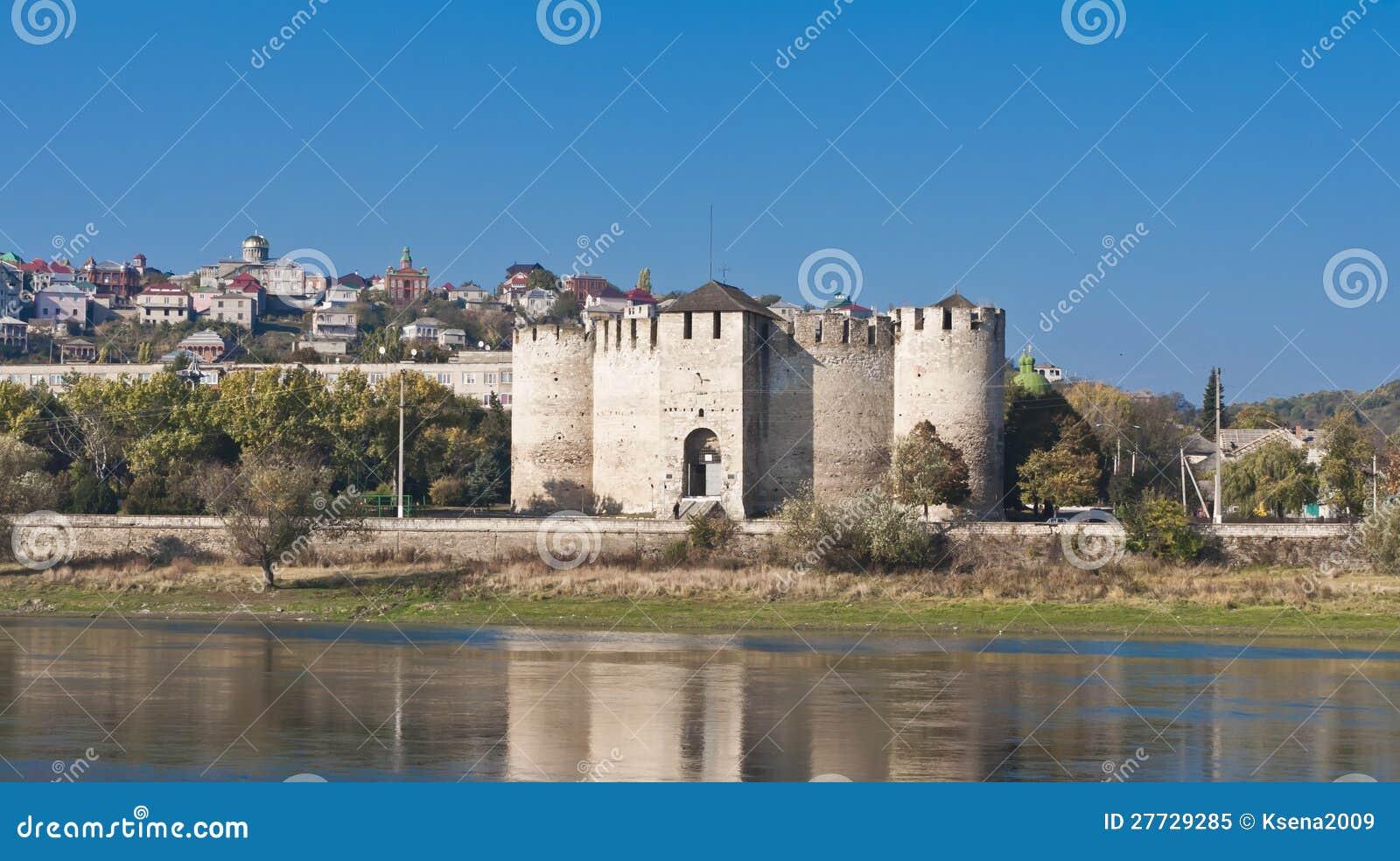 Landschaft der Festung