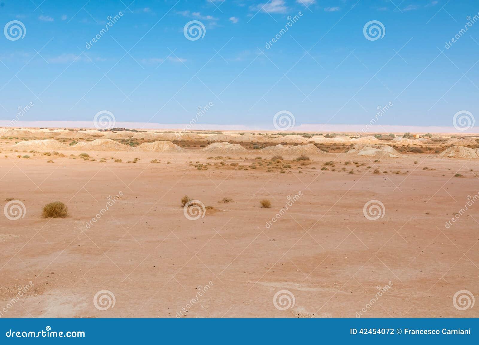Landschaft von Marokko