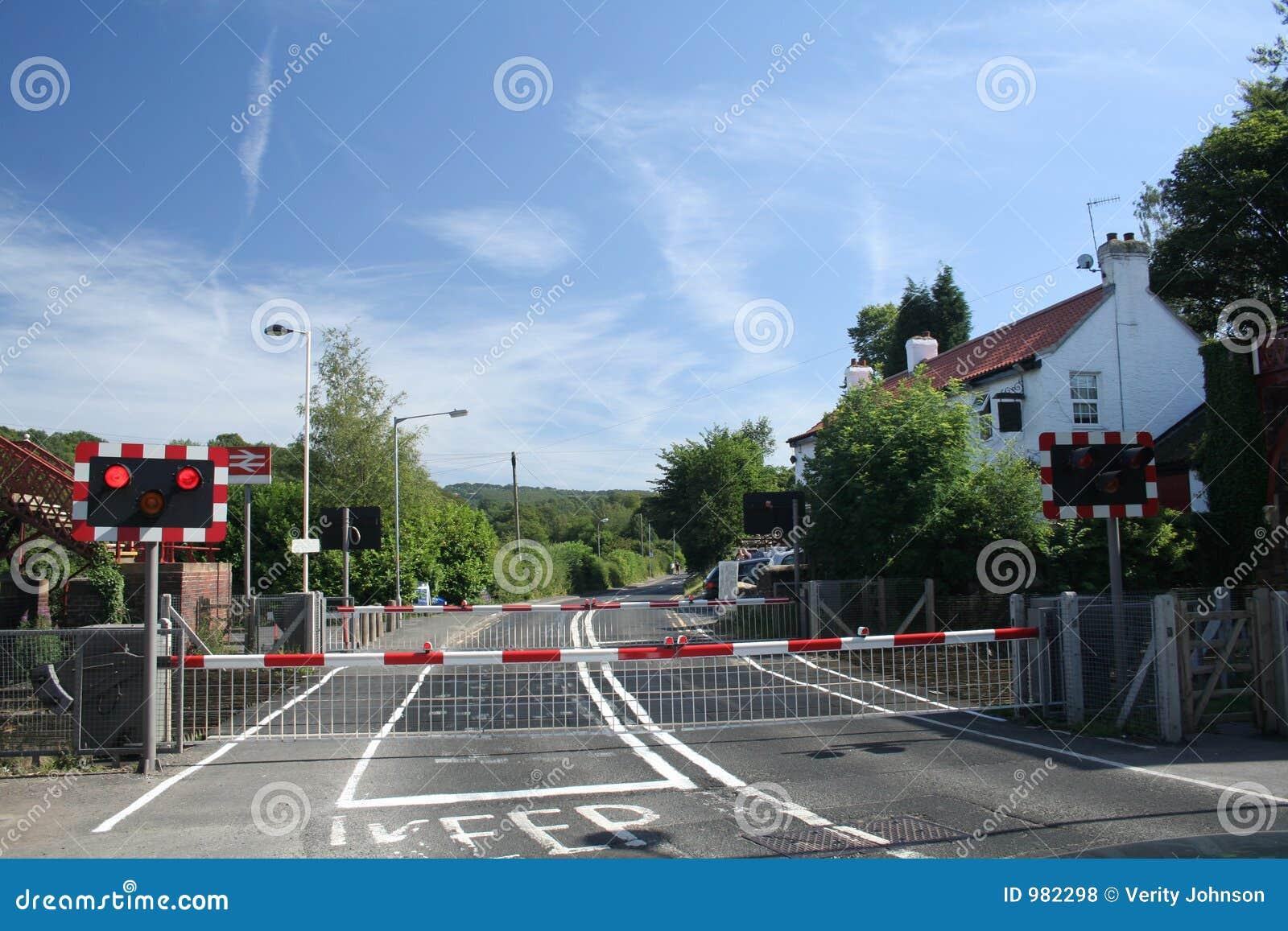 Landscrossingjärnväg