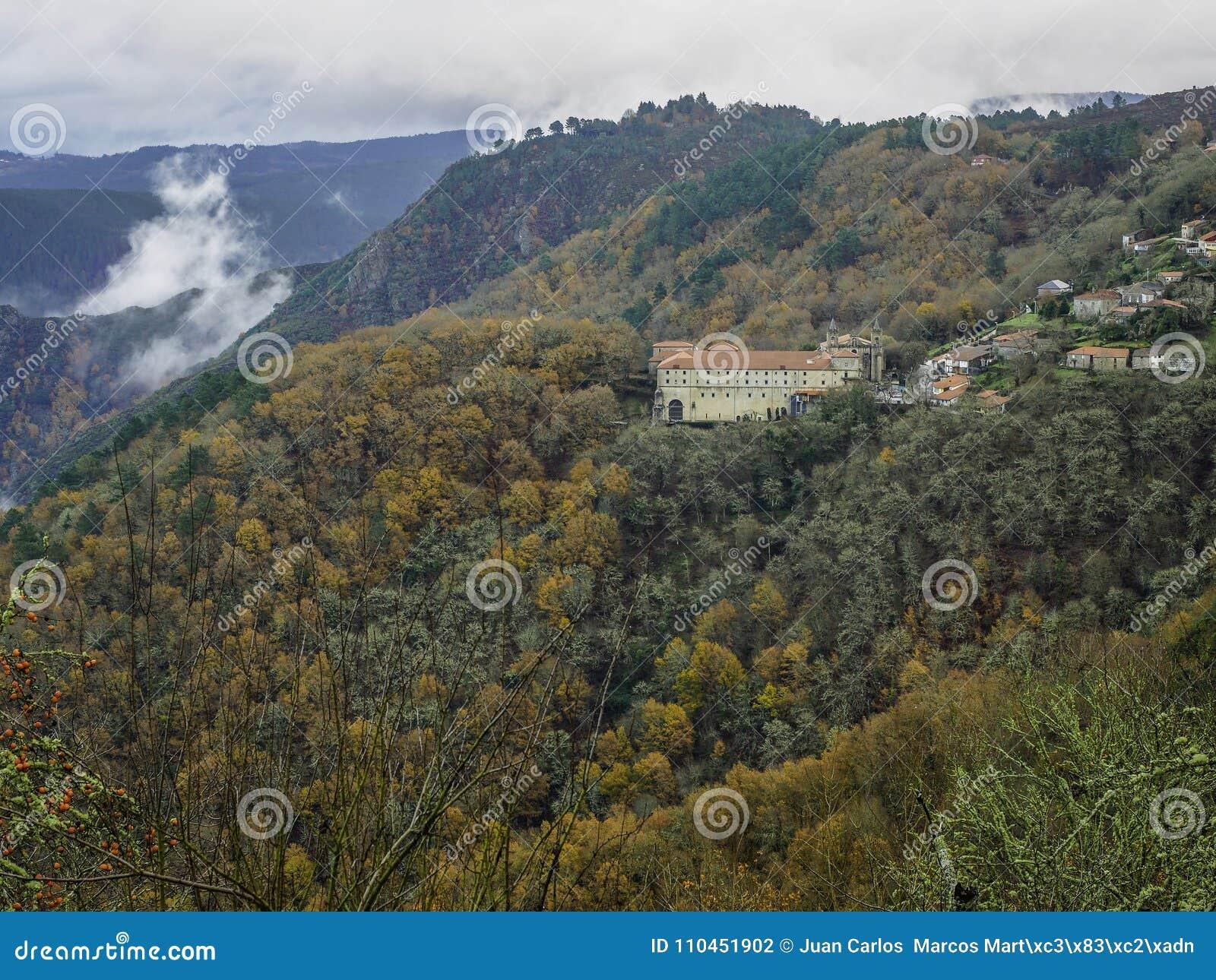Landskap av de Ribeira sacrana
