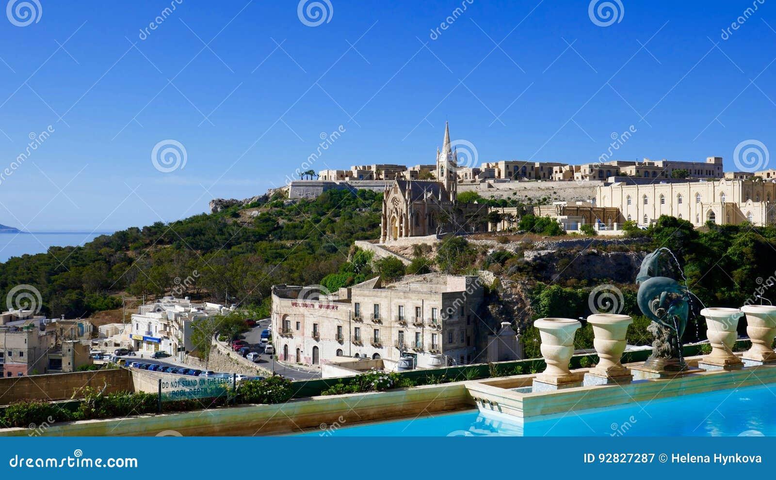 Landskap Malta