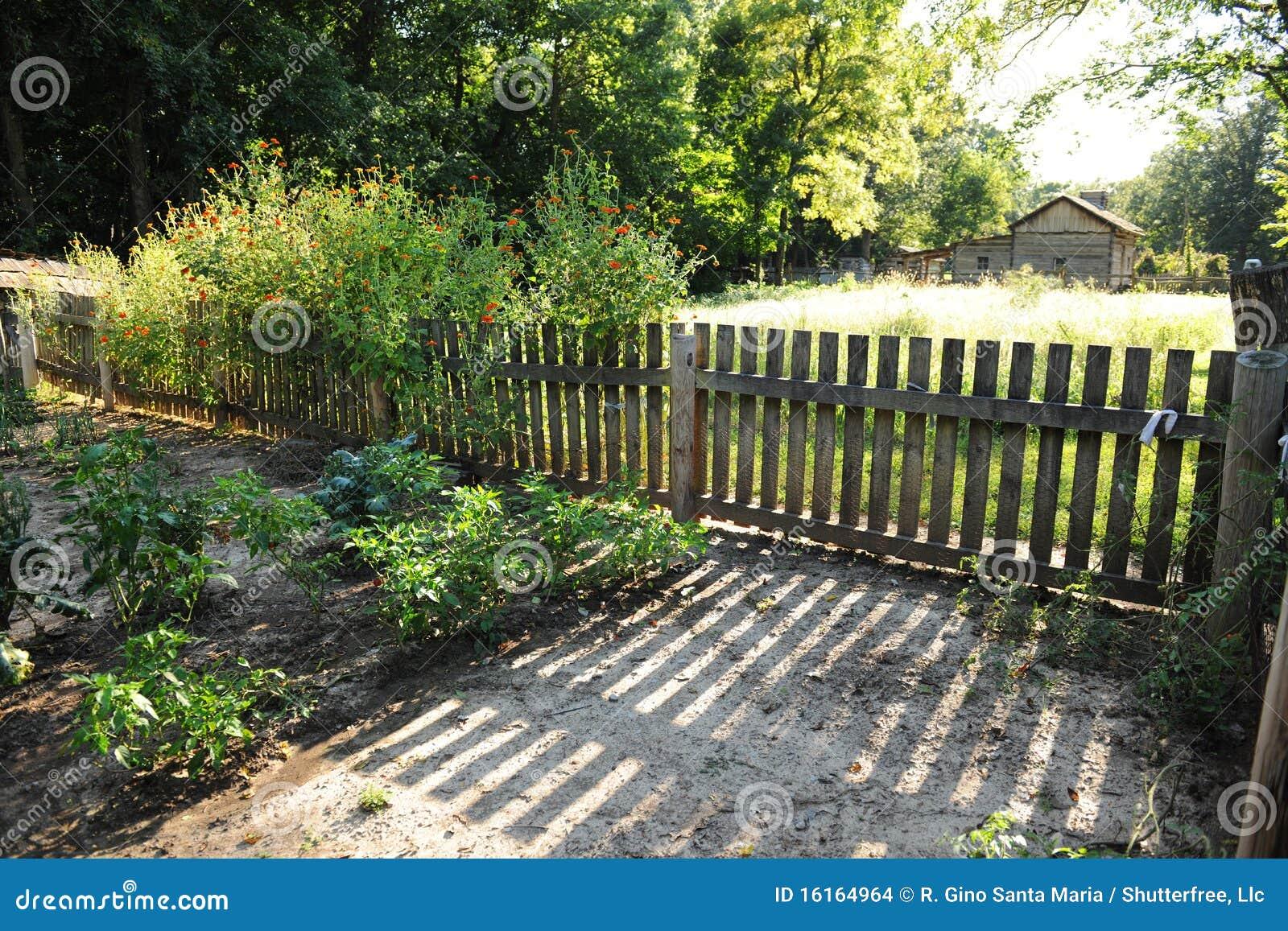 Landsträdgård