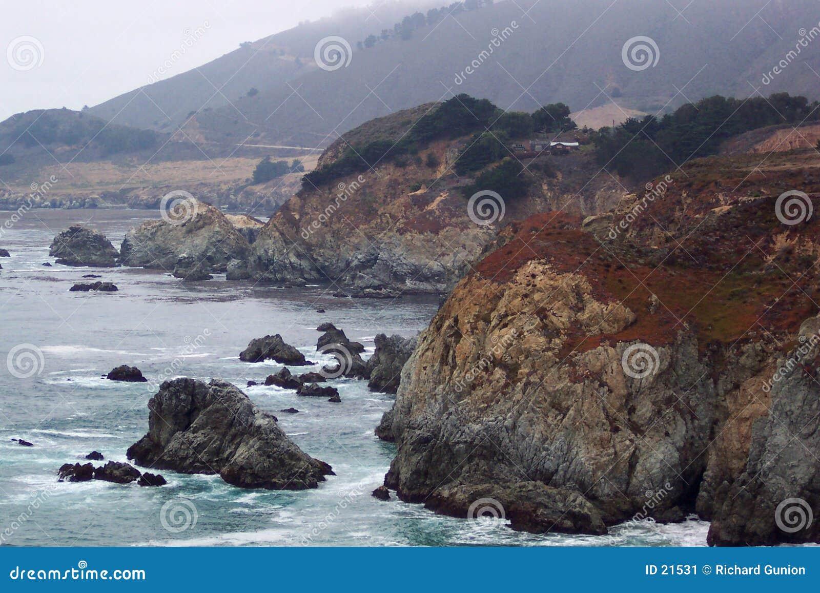 Landtong-centraal Californië