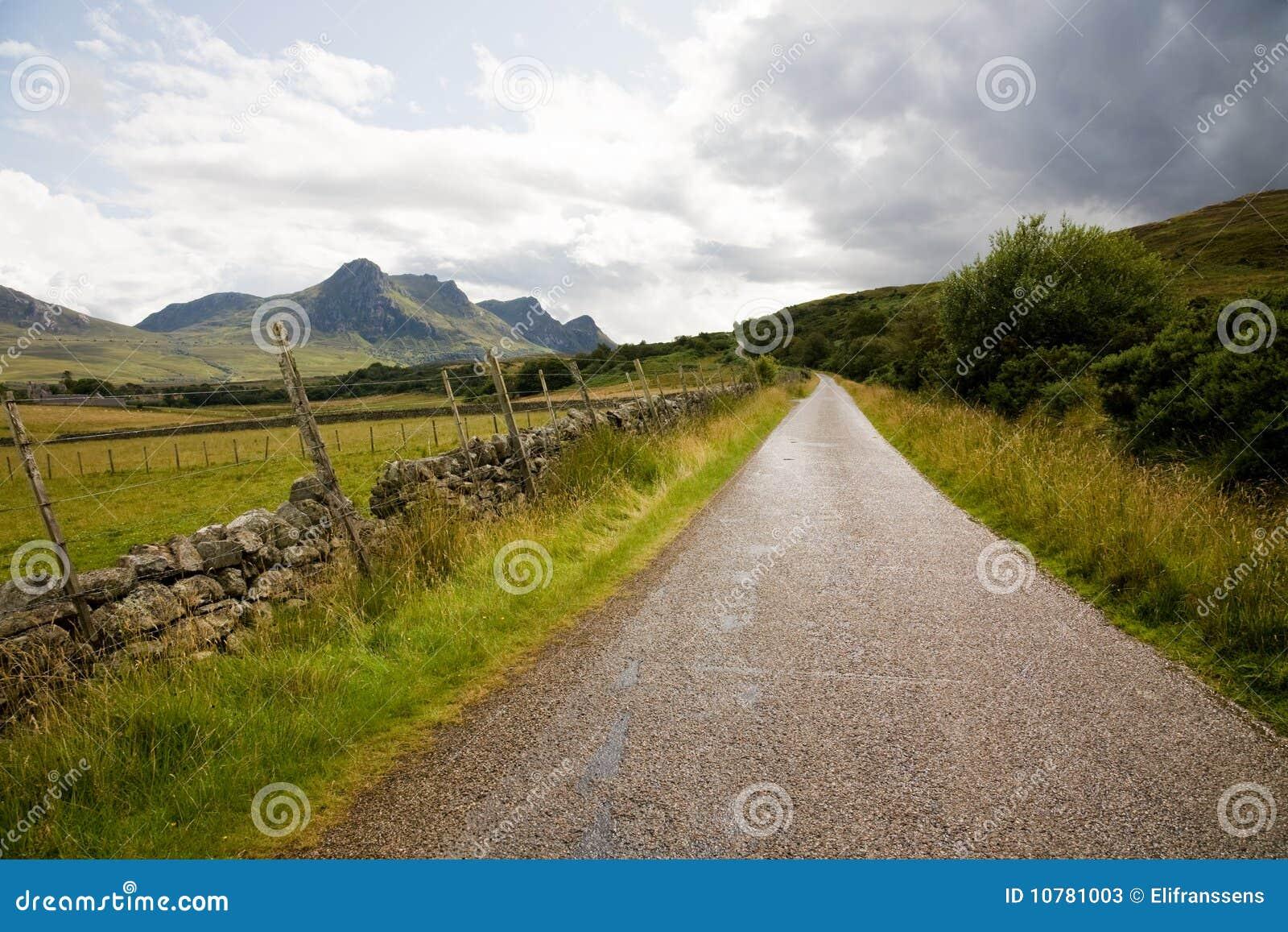 Landweg, Hooglanden