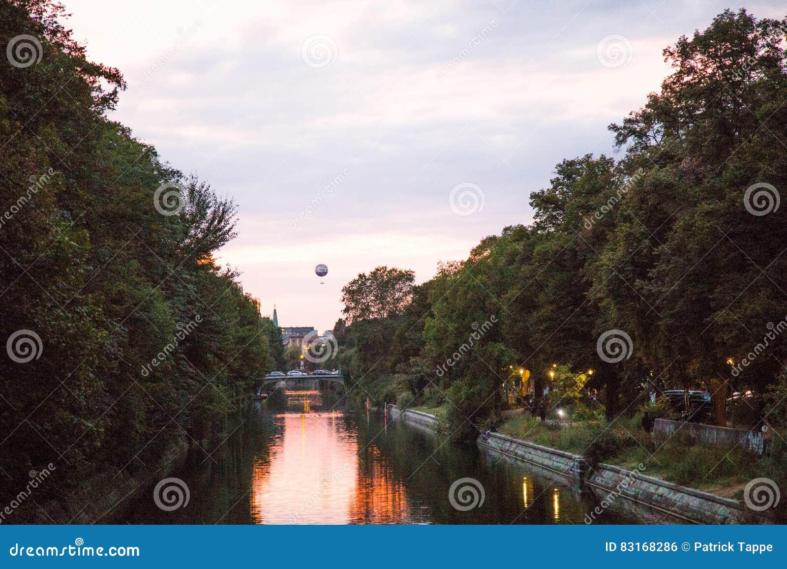 Landwehrkanal, Berlim