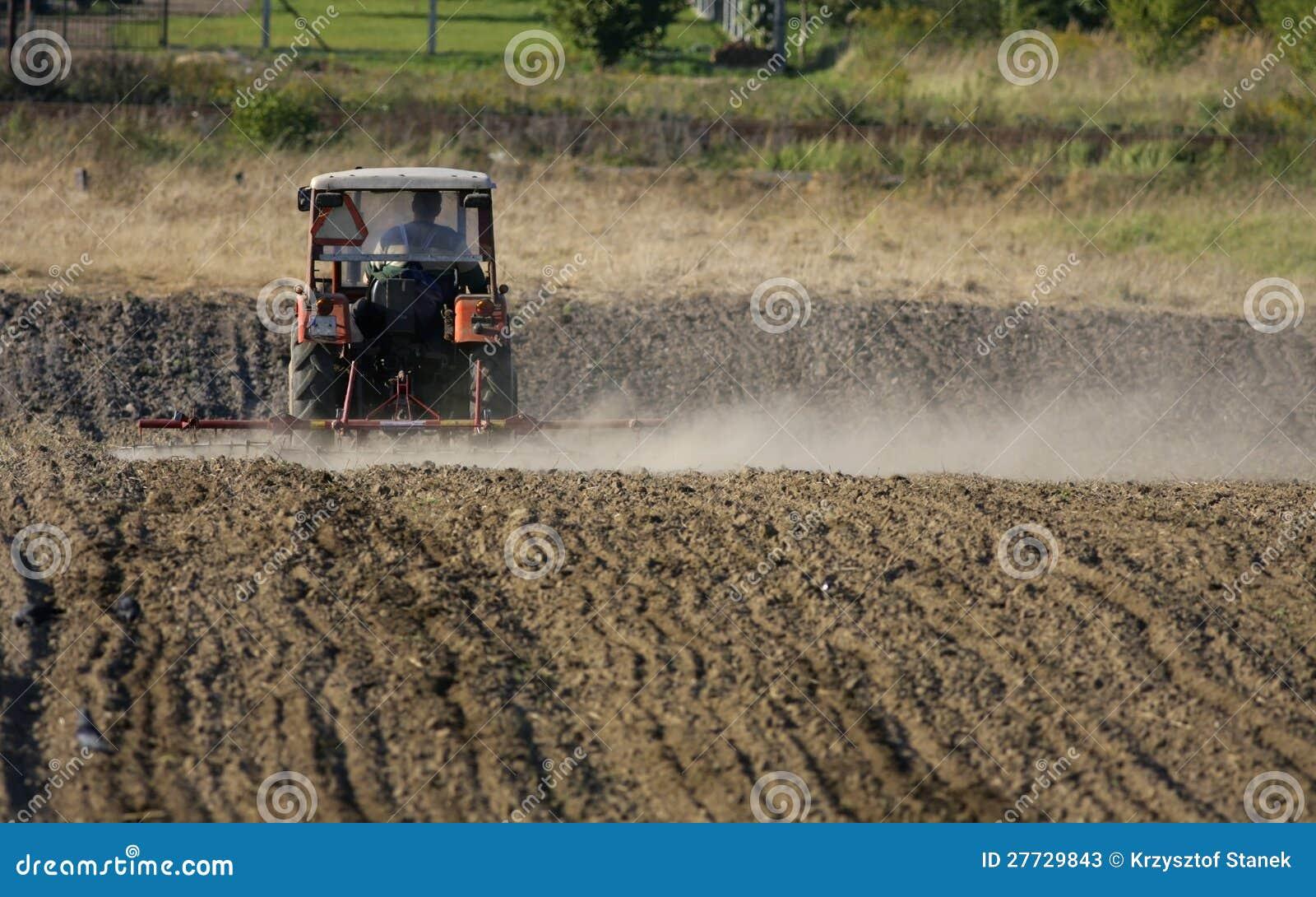Landwirtschaft - Traktor