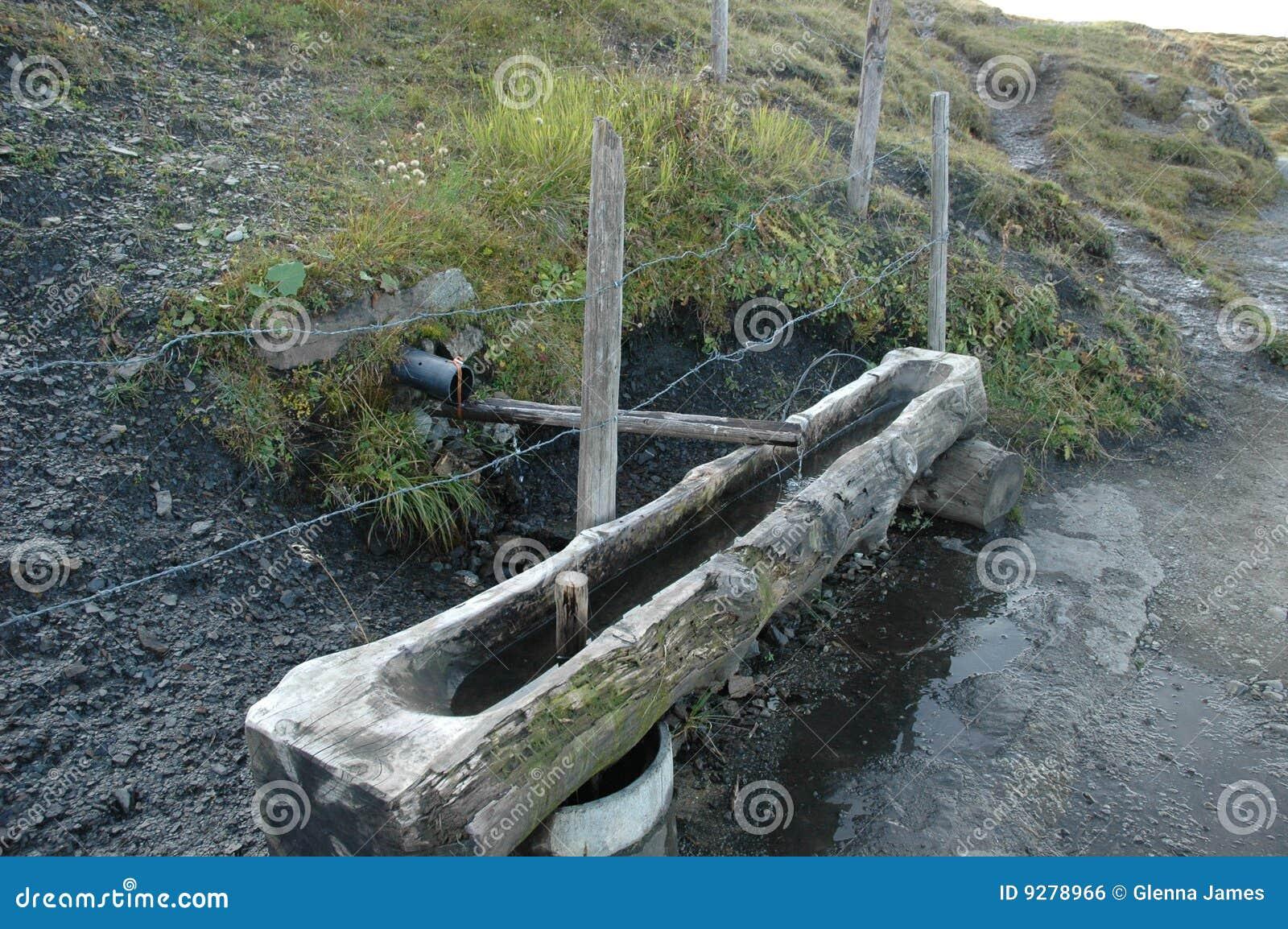 Landwirtschaftliche Wasser-Entwässerung