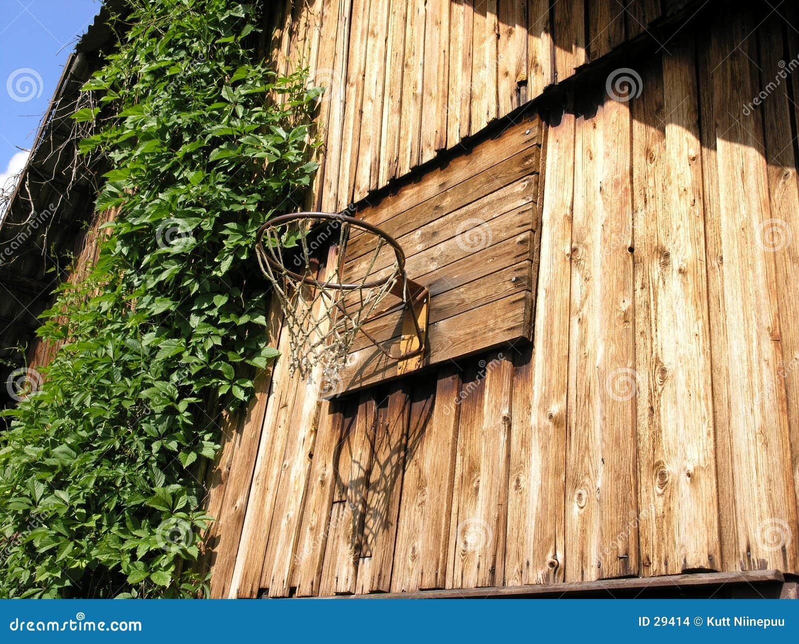 Landwirtschaftlicher Basketball