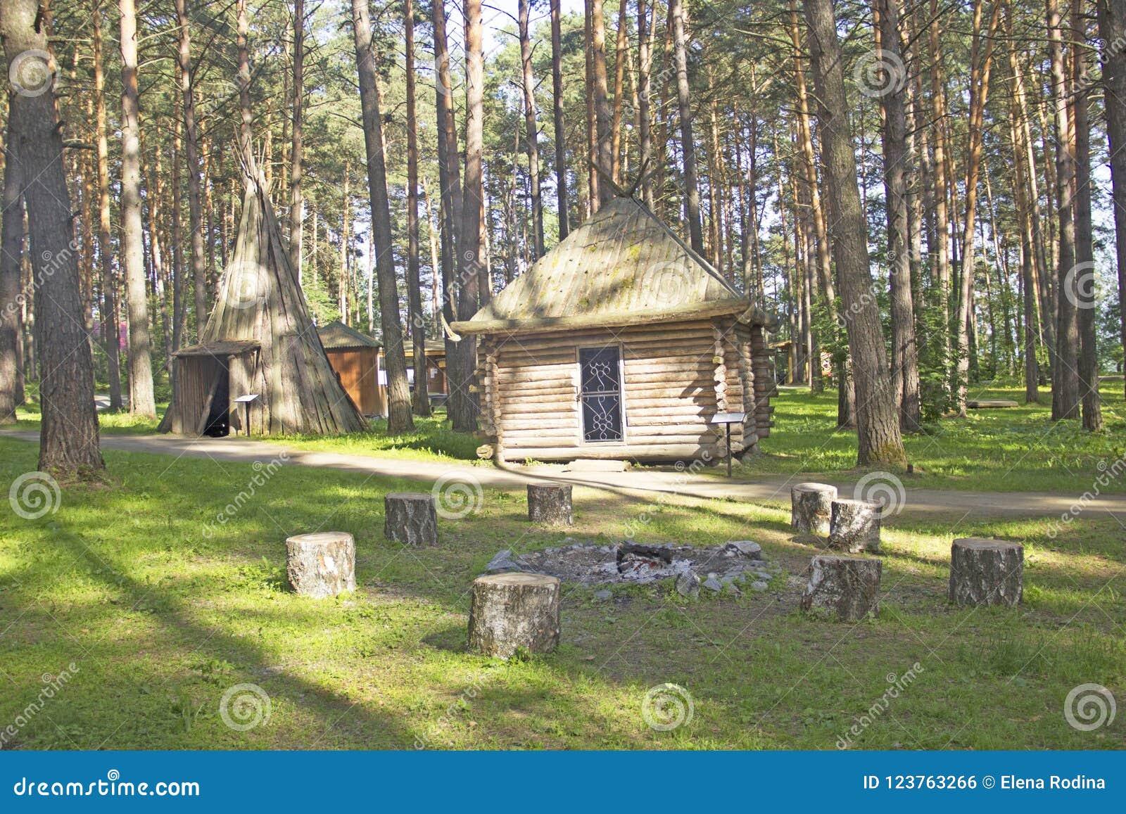 Landwirtschaftliches altes Haus