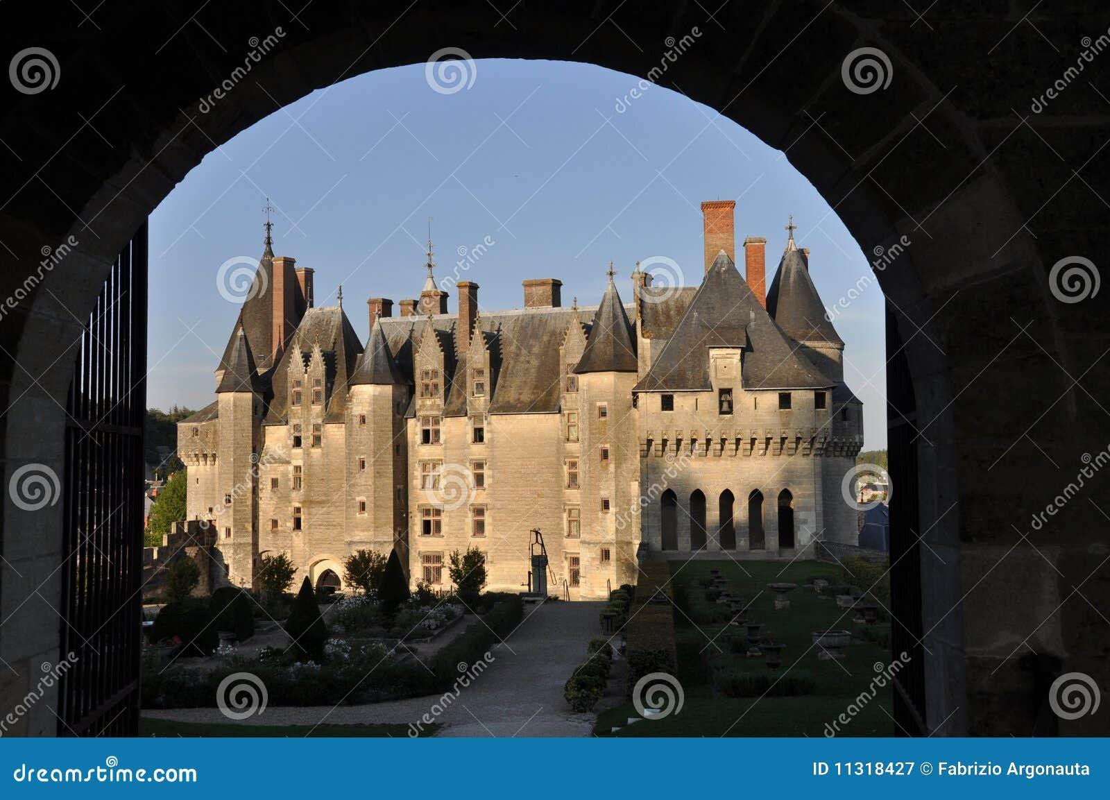 Langeais Schloss