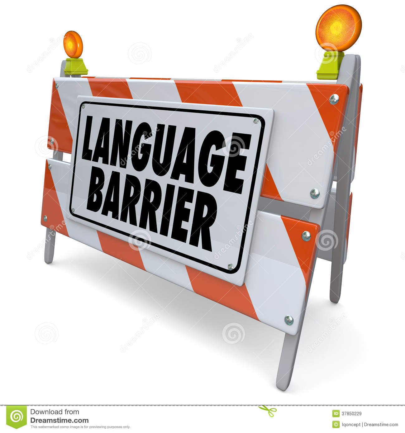 the language barrier and language bridge The english language is not only the language of learning and teaching especially at the upper primary, secondary and tertiary level of education but also the language of text-books (aina, ogundele & olanipekun, 2013.