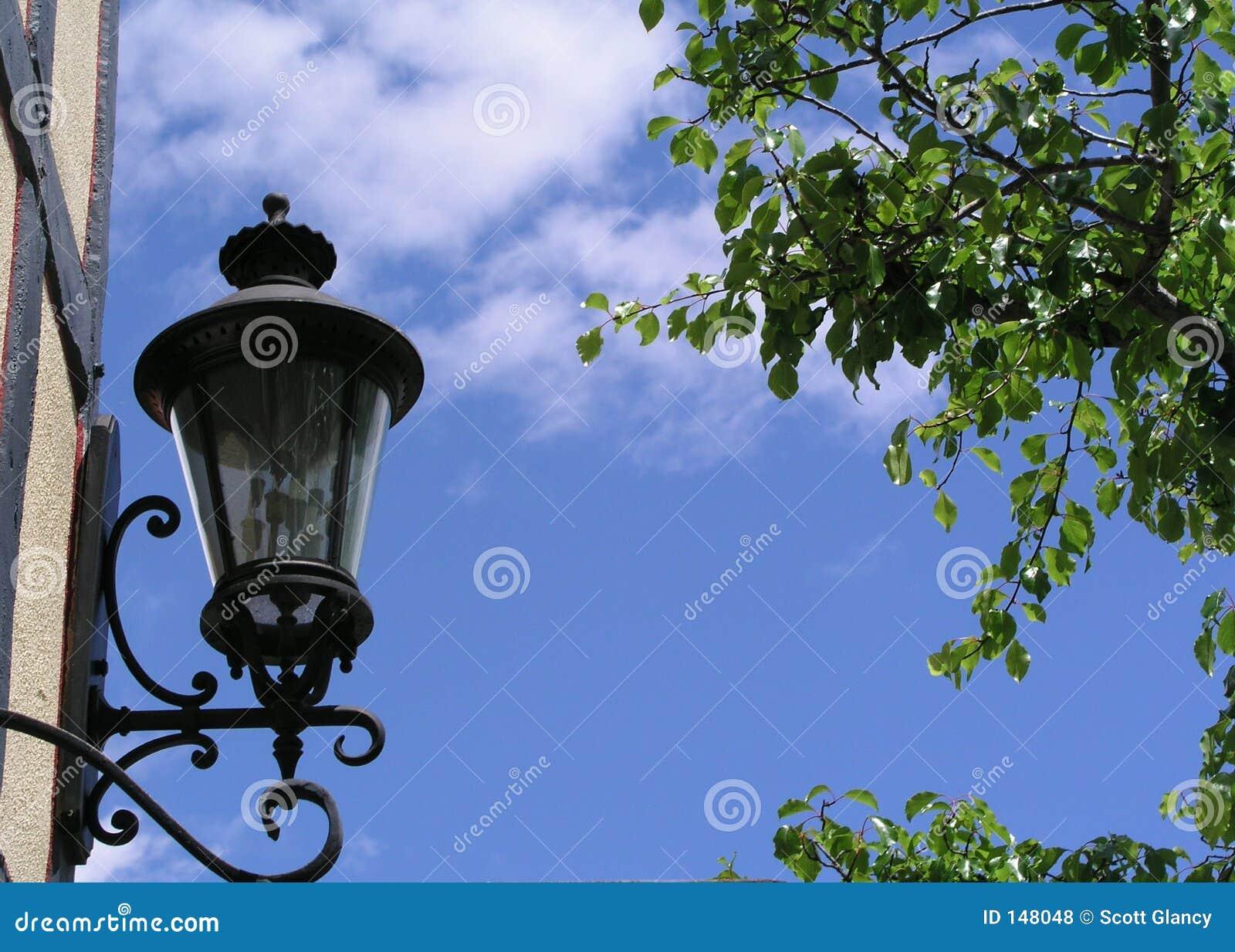 Lantaarn in de Hemel