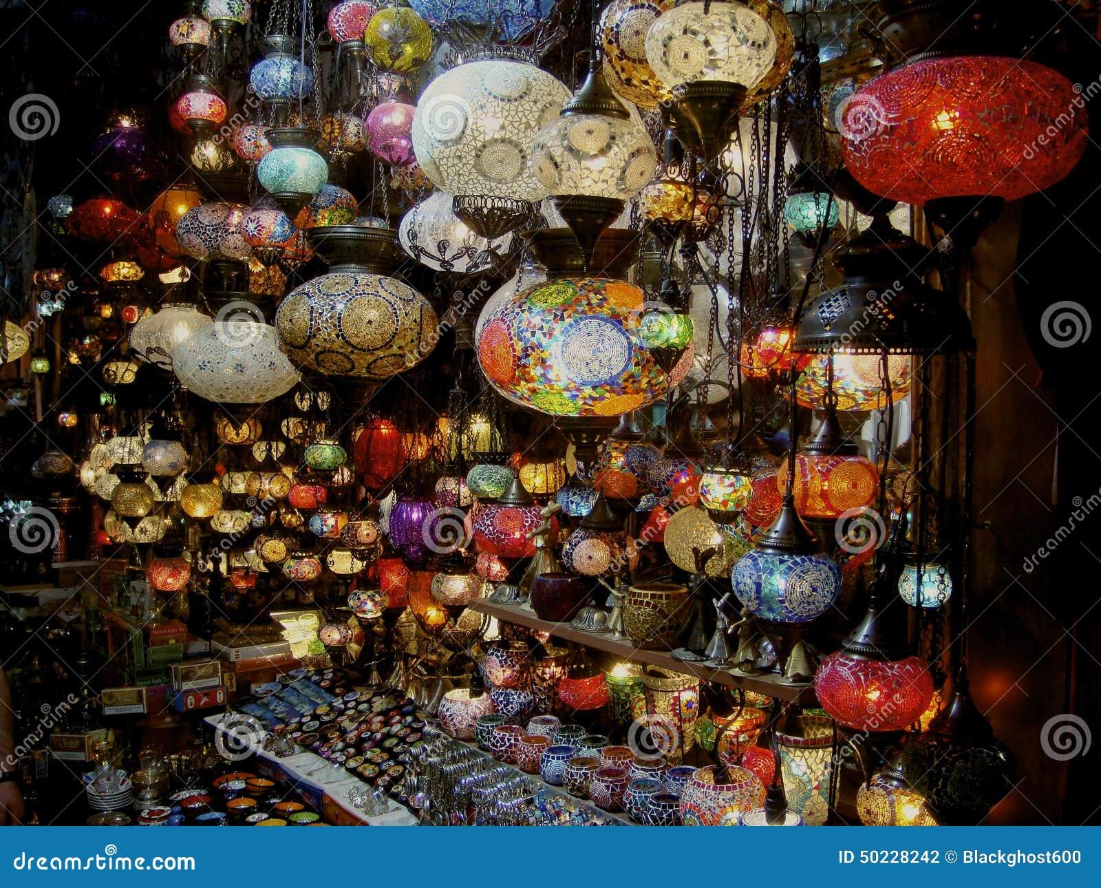Lantaarns van Istanboel