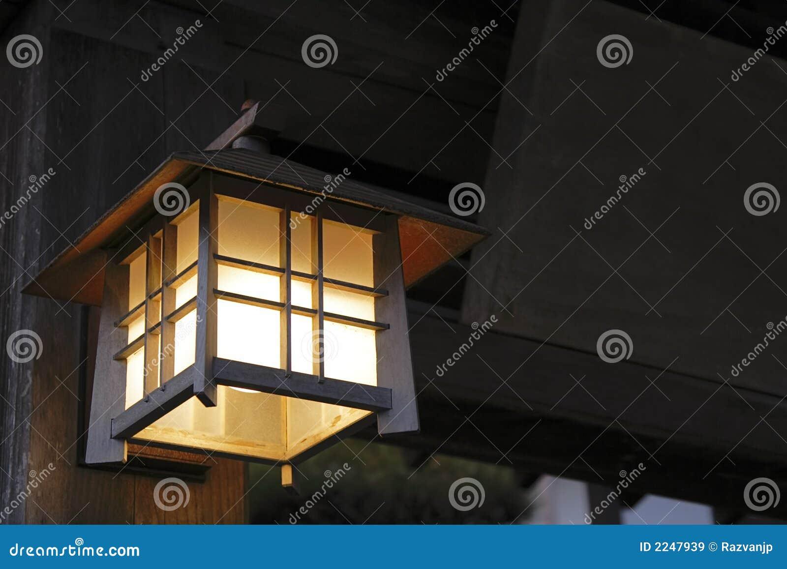 Lanterne Japonaise Image Stock Image Du Tourisme Wooden 2247939