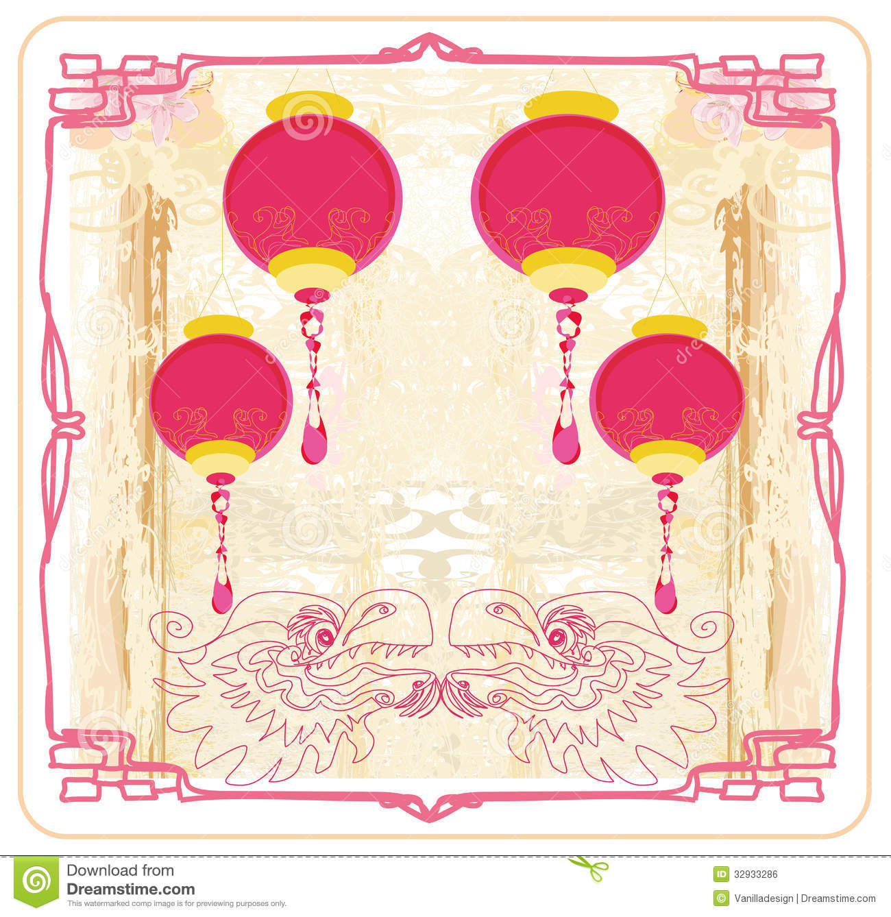 How To Bring Good Luck Magnificent With Lanterns will bring good luck and peace to prayer during MidAutumn  Picture