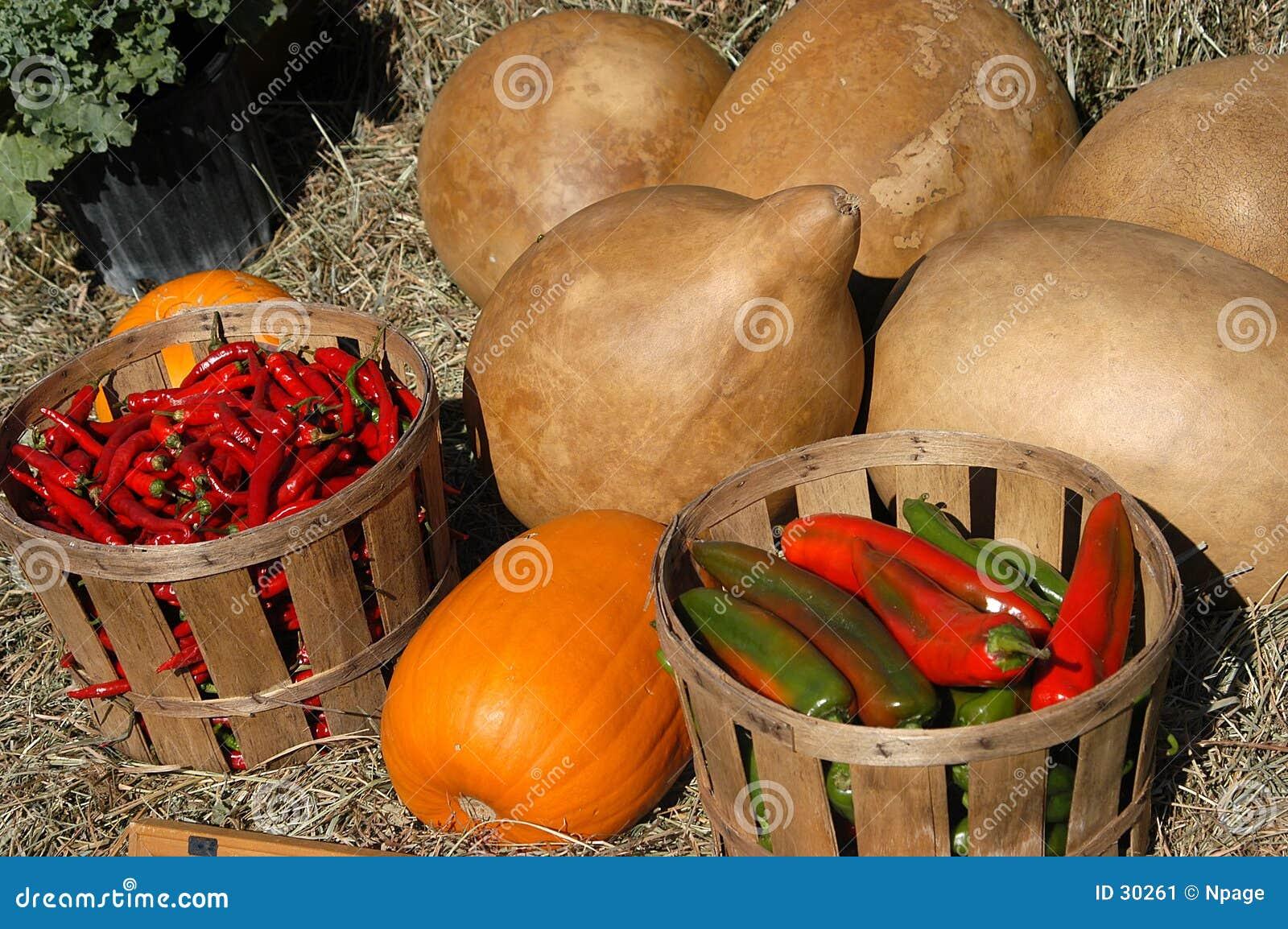 Lantgårdproduce