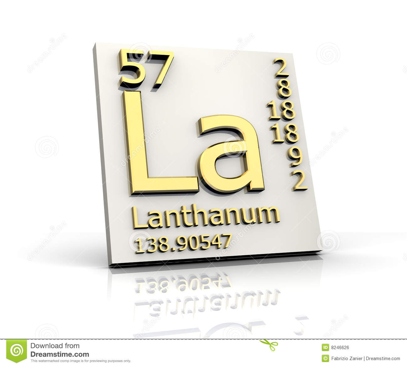 Lanthanum form periodic table of elements stock illustration royalty free stock photo download lanthanum form periodic table gamestrikefo Gallery