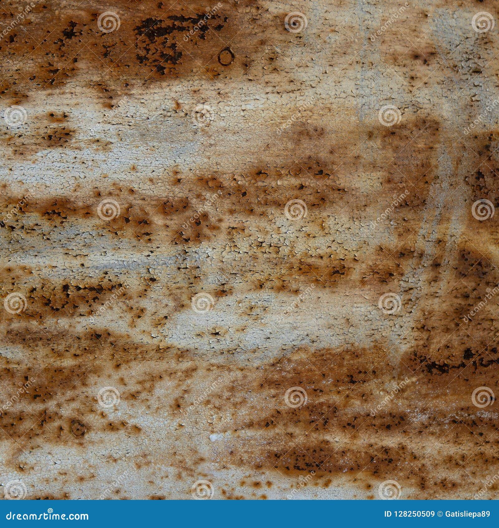 Lantlig gammal metallbakgrund och rost texturerar backgraund
