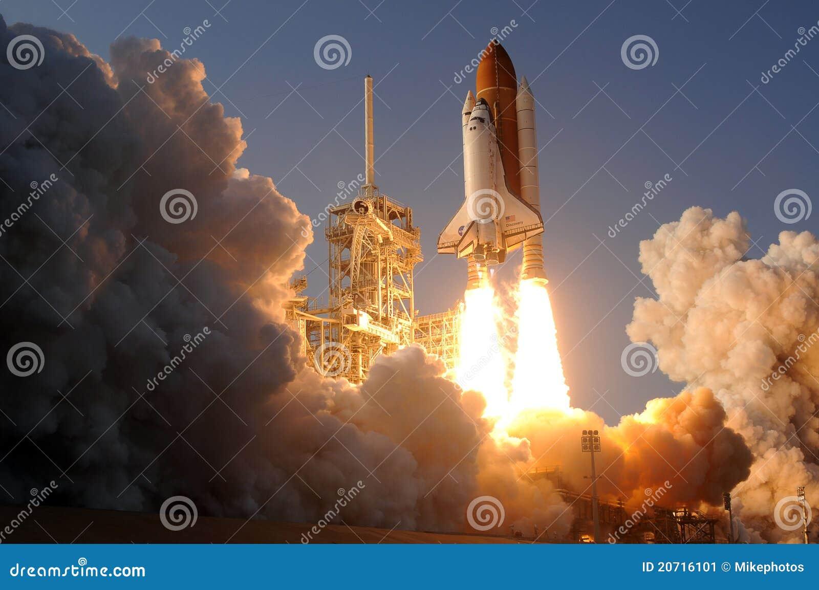 Lanzadera de espacio
