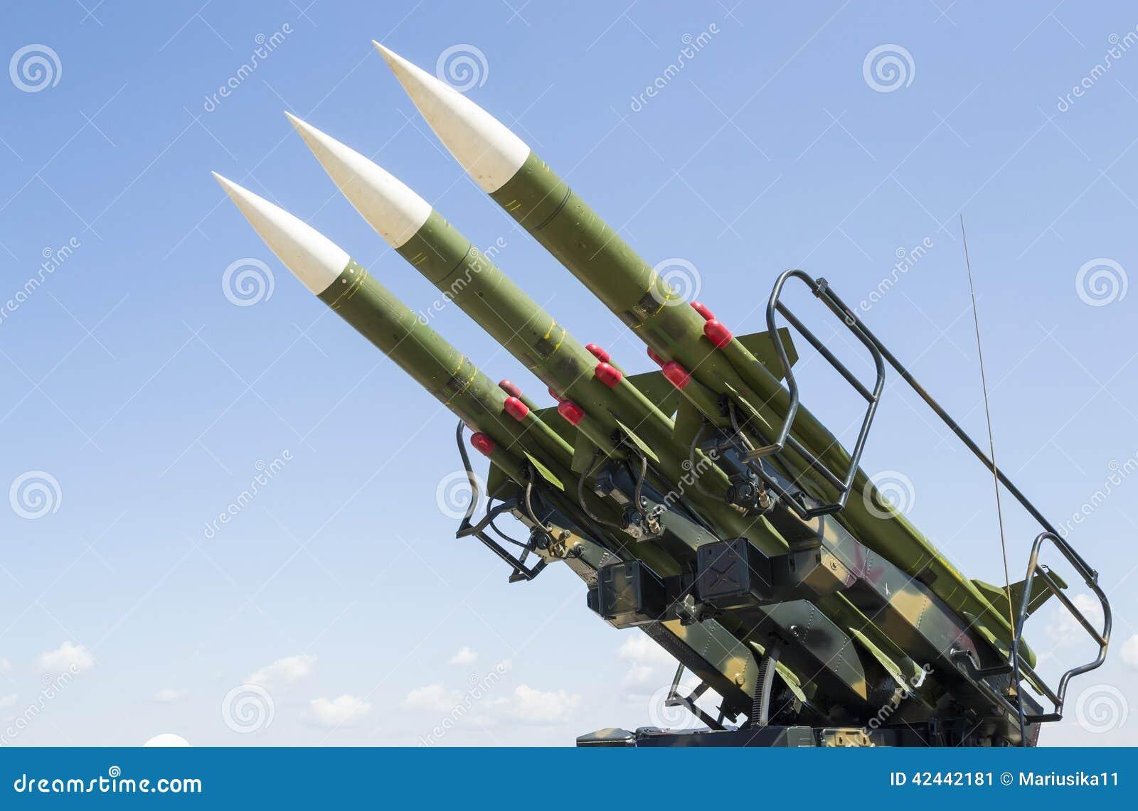 Lanzador de misil ruso