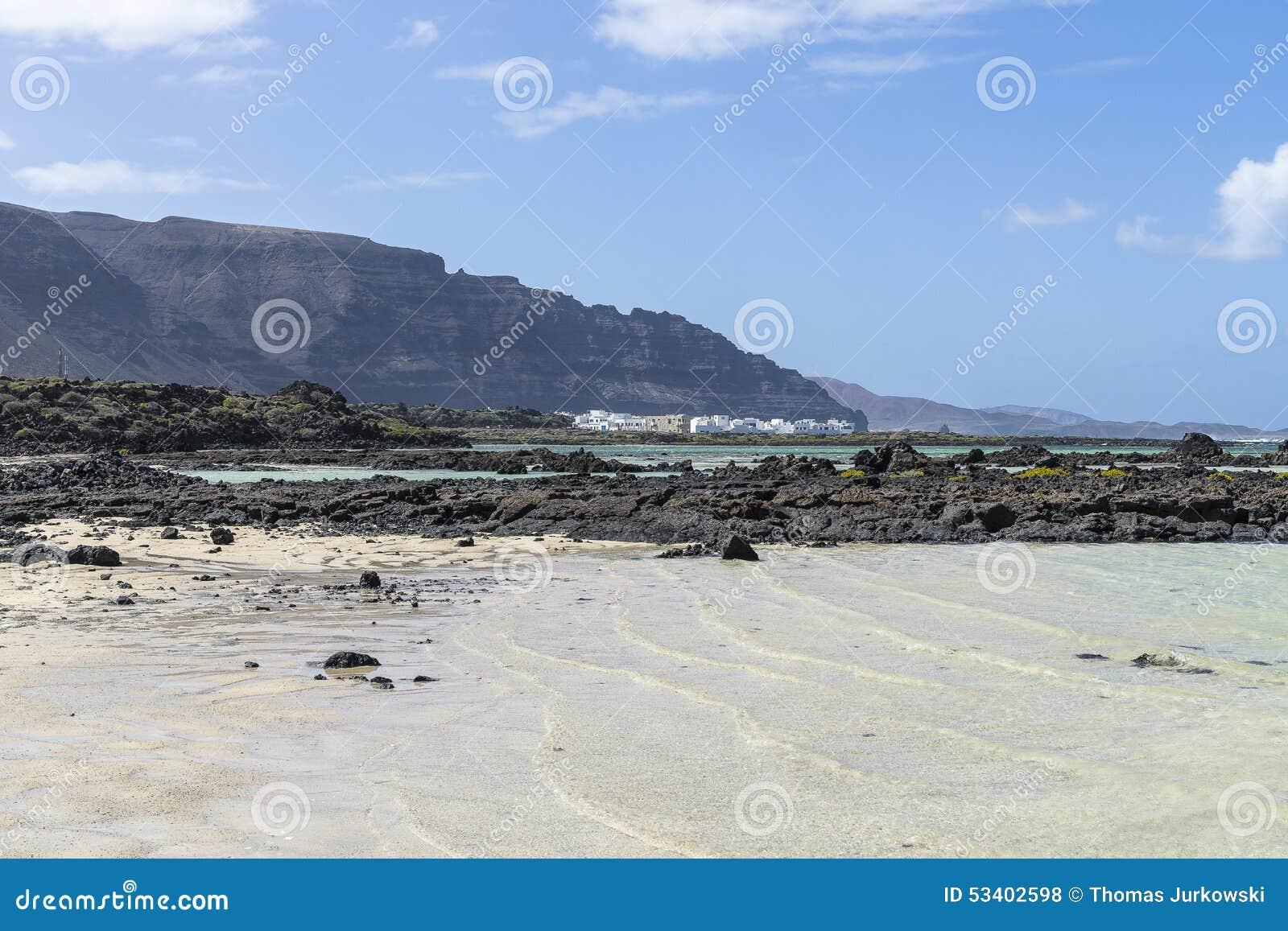 Lanzarote landscapes